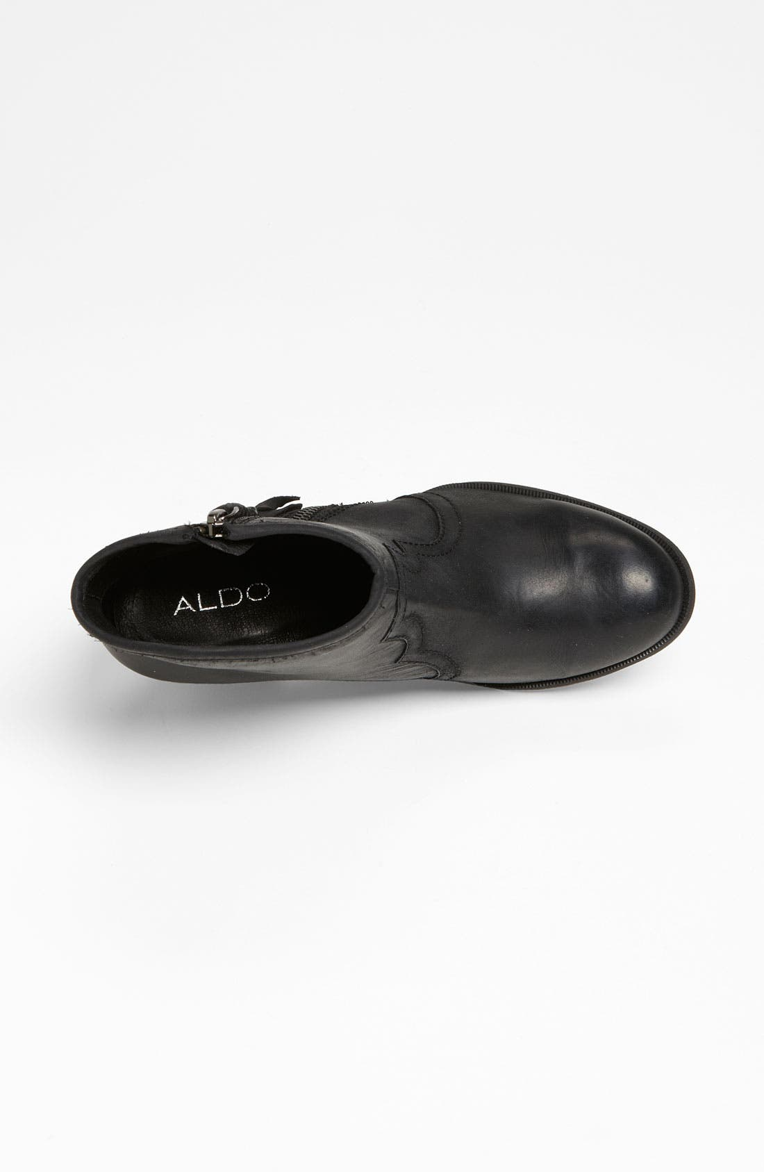 ALDO, 'Fastrost' Boot, Alternate thumbnail 4, color, 001