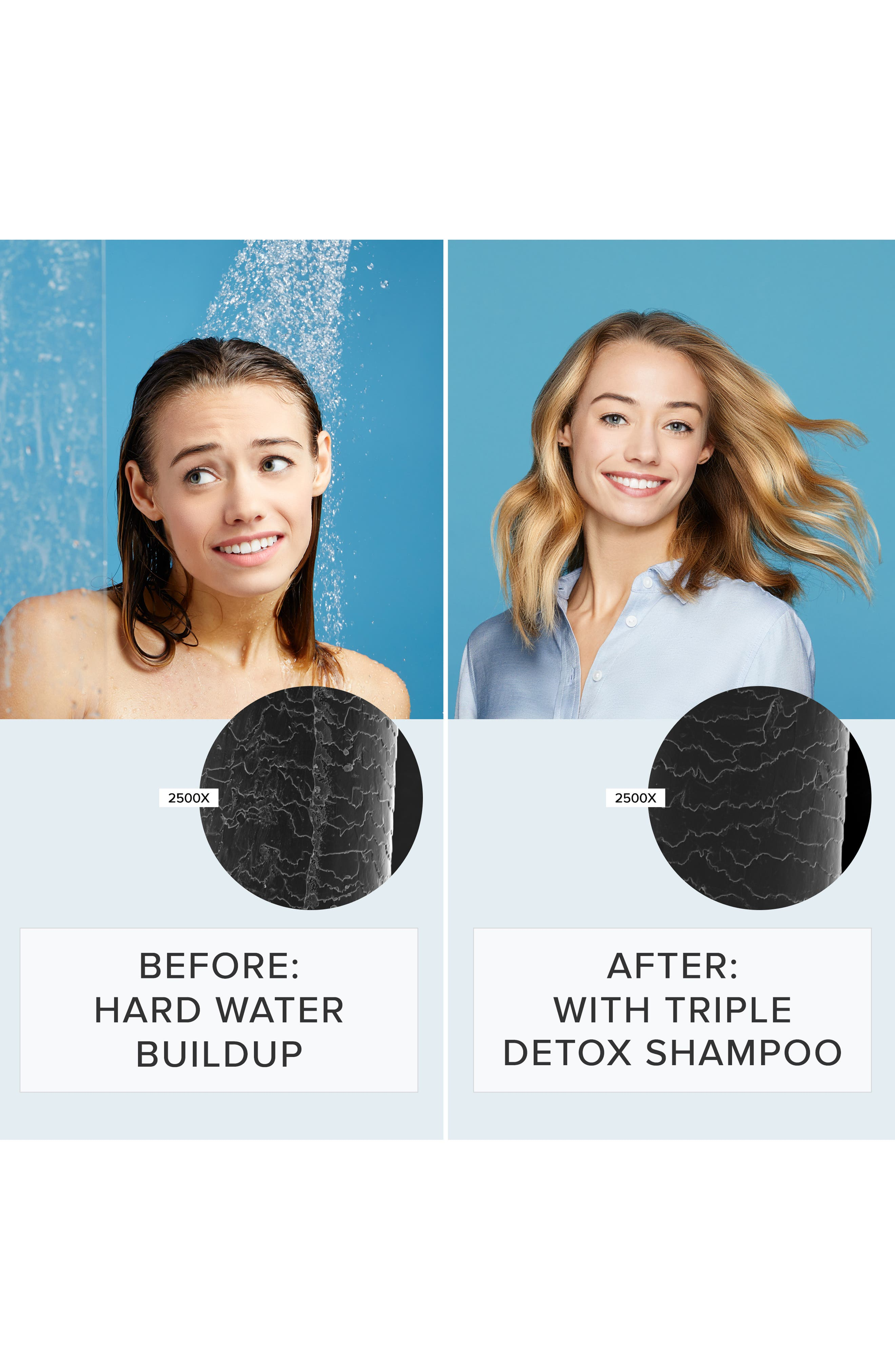 LIVING PROOF<SUP>®</SUP>, Perfect hair Day<sup>™</sup> Triple Detox Shampoo, Alternate thumbnail 6, color, NO COLOR