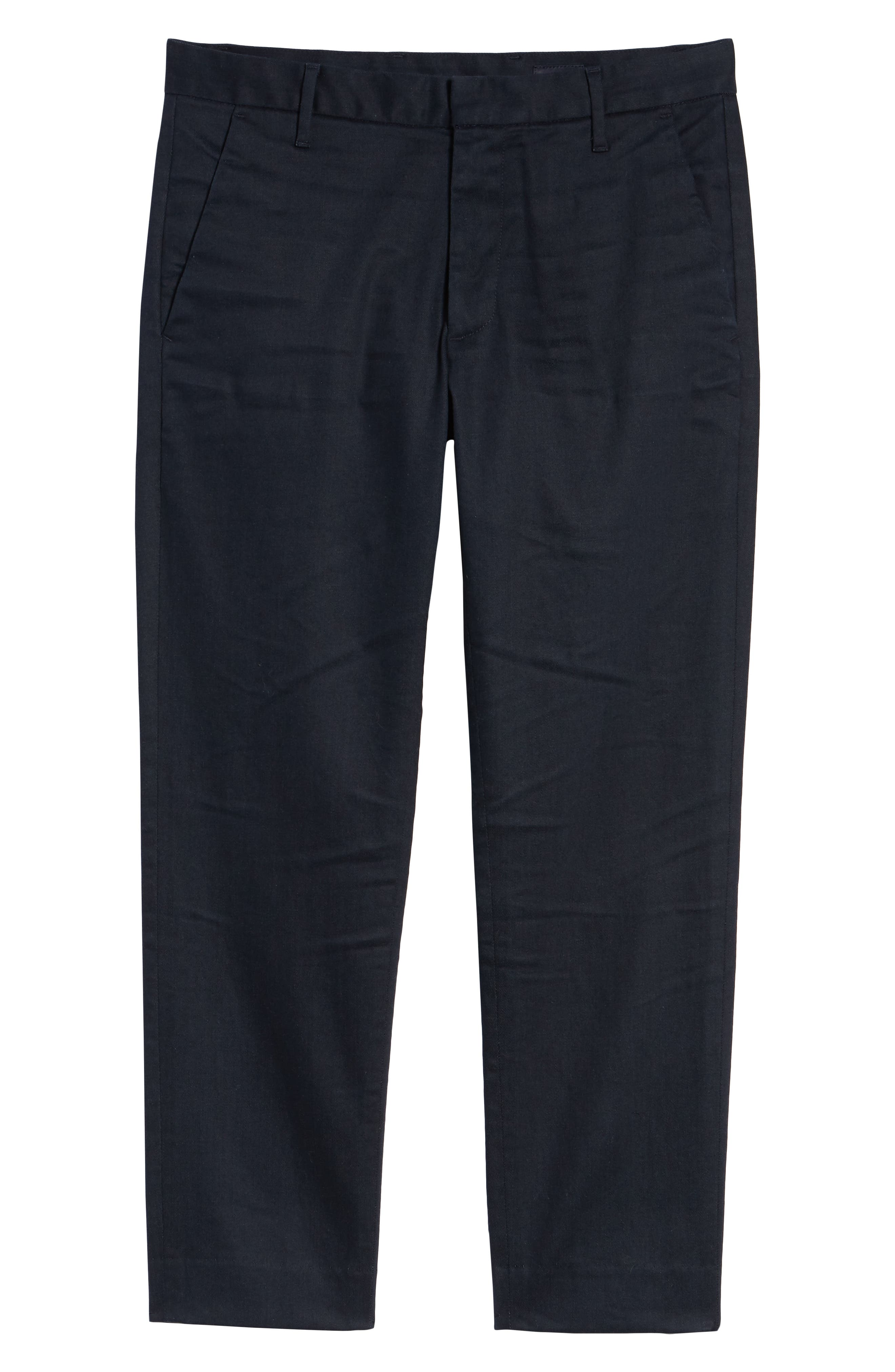 AG, Payton Slim Fit Trousers, Alternate thumbnail 7, color, 1 YEARS FELL