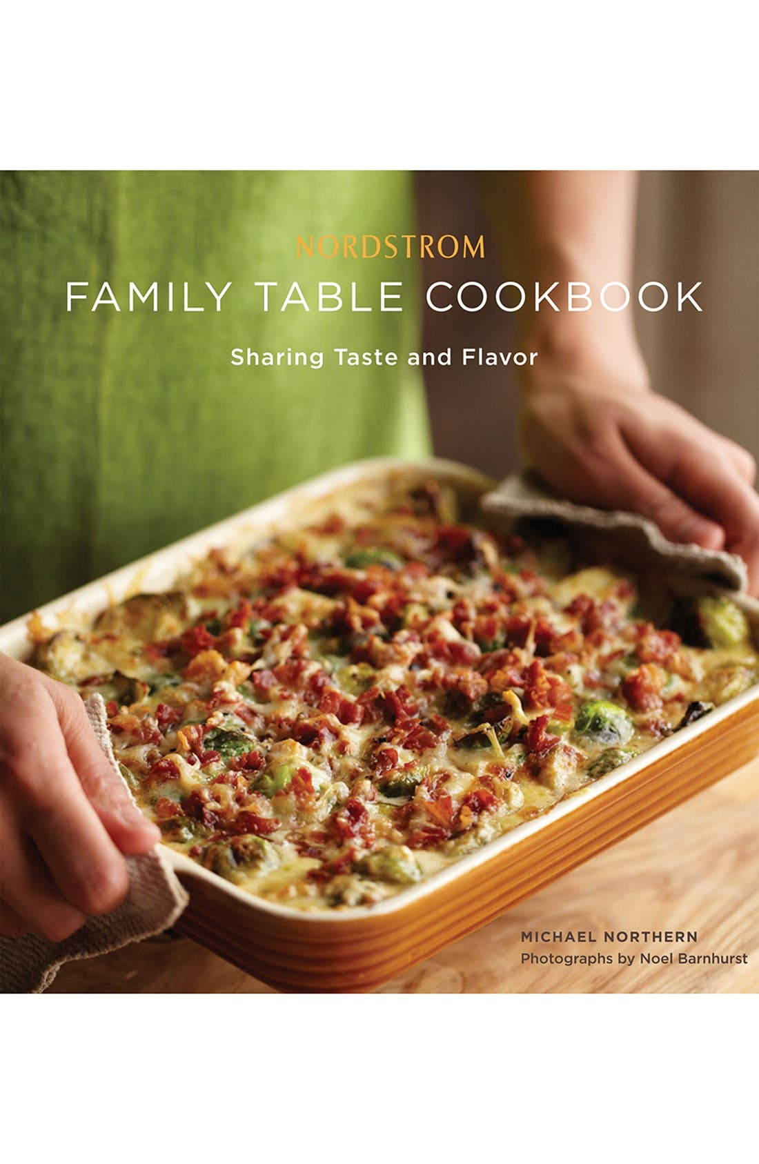 CHRONICLE BOOKS Nordstrom Family Table Cookbook, Main, color, 000