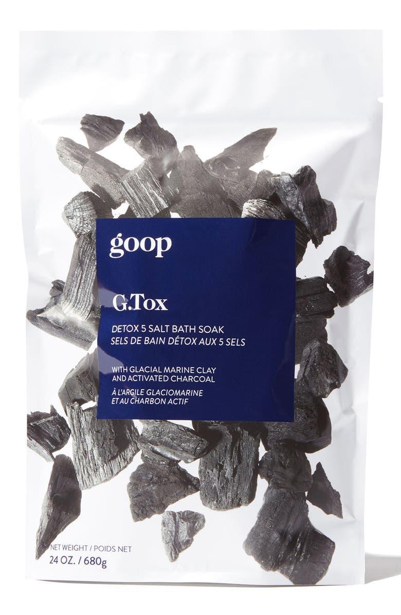 Goop G.TOX 5 SALT DETOX BATH SOAK