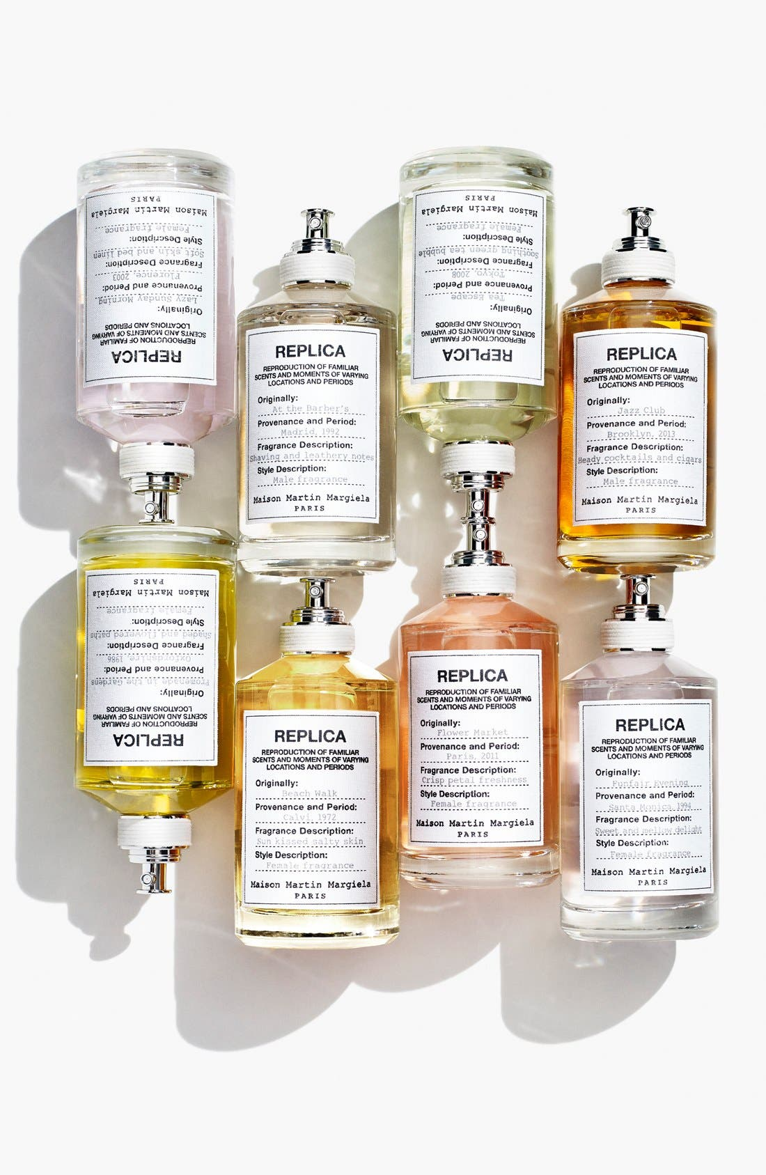 MAISON MARGIELA, Replica Flower Market Fragrance, Alternate thumbnail 7, color, NO COLOR