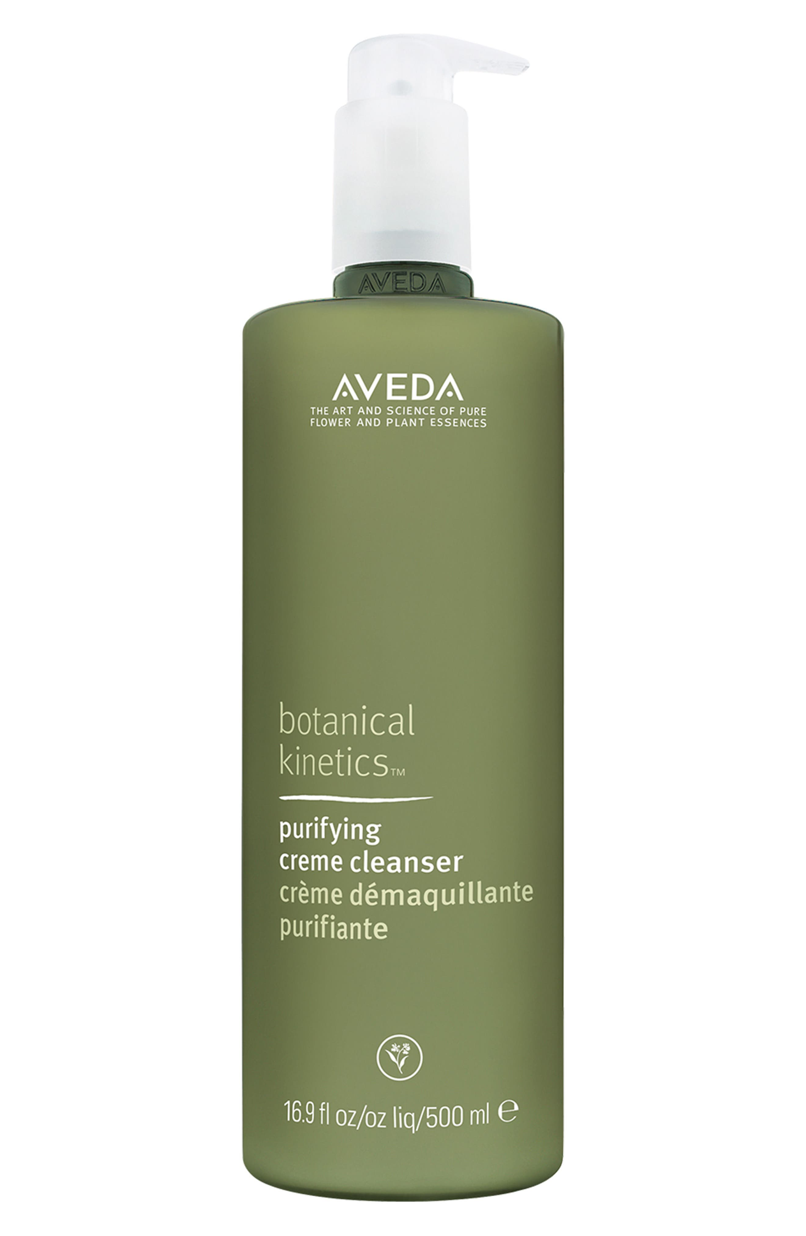 AVEDA, 'botanical kinetics<sup>™</sup>' Purifying Creme Cleanser, Main thumbnail 1, color, NO COLOR