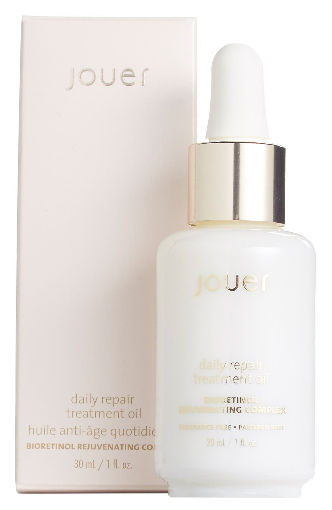JOUER, Daily Age Repair Oil, Alternate thumbnail 2, color, NO COLOR