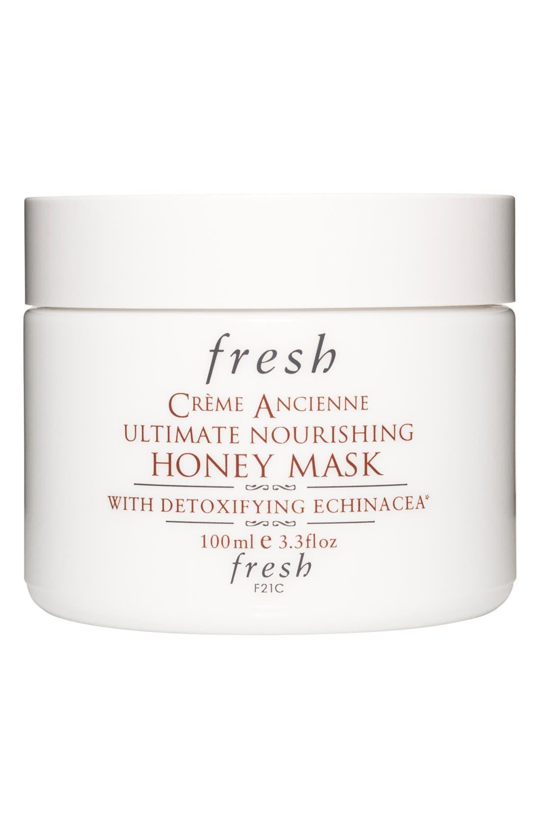 FRESH<SUP>®</SUP>, Crème Ancienne<sup>®</sup> Ultimate Nourishing Honey Mask, Alternate thumbnail 4, color, NO COLOR