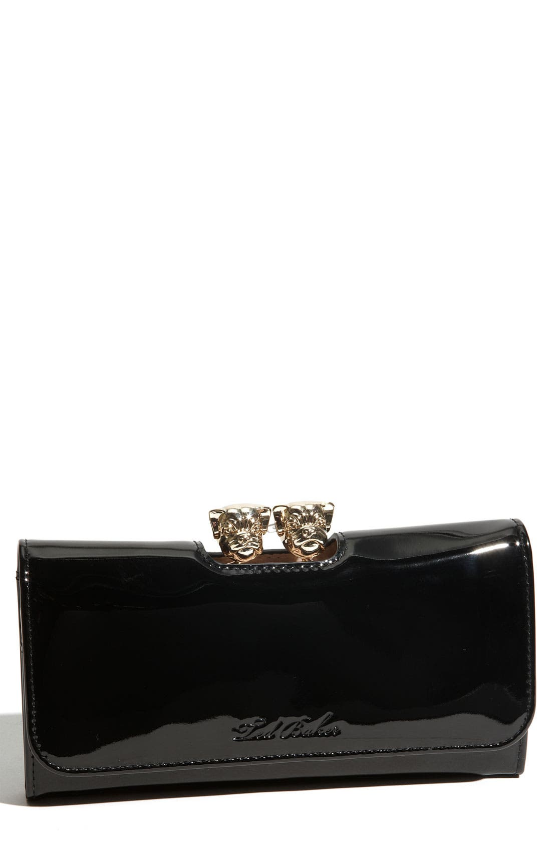 TED BAKER LONDON 'Roverz Bobble' Matinee Wallet, Main, color, 001