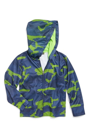 73f5ce8a Under Armour 'Future' Camo Hoodie (Little Boys) | Nordstrom