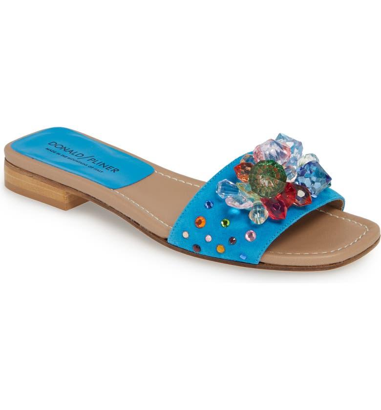Donald Pliner Tropa Slide Sandal