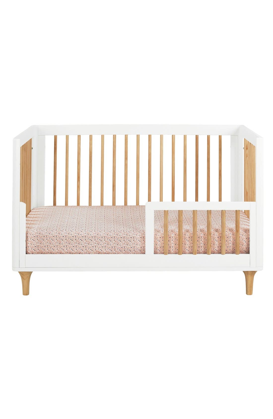 BABYLETTO, 'Lolly' 3-in-1 Convertible Crib, Alternate thumbnail 2, color, 250