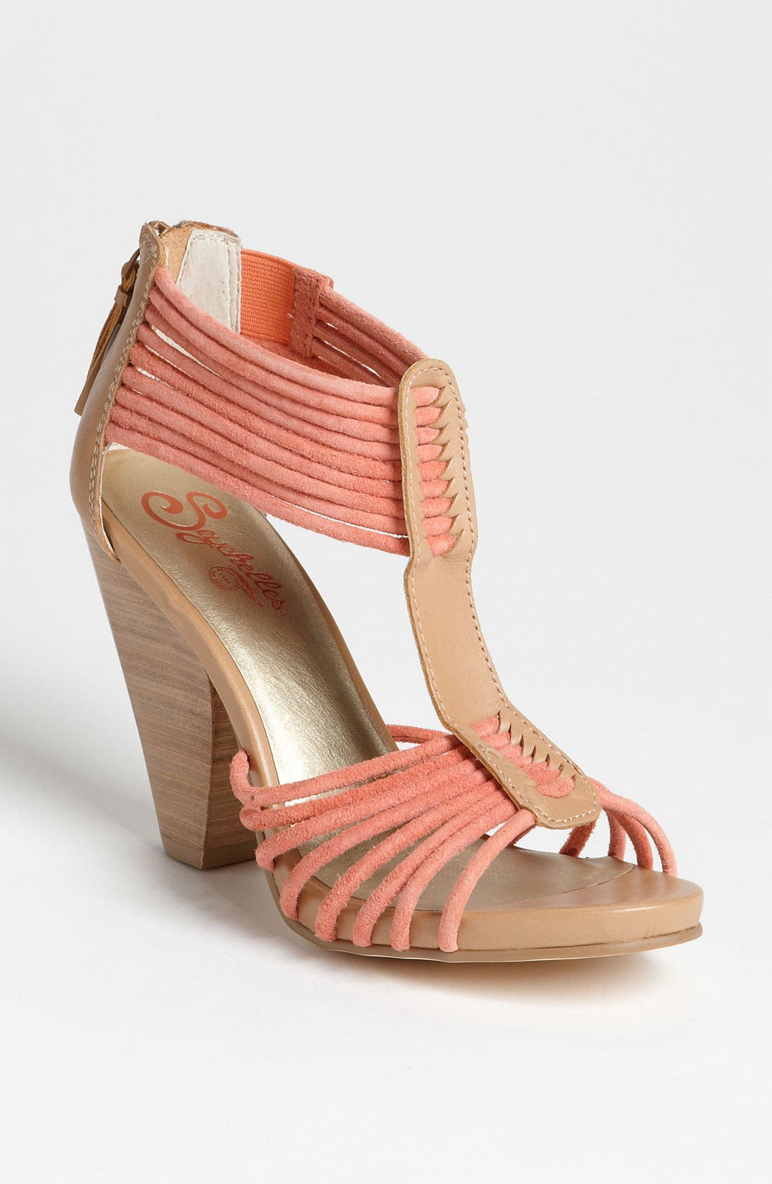 SEYCHELLES, 'Time Will Tell' Sandal, Main thumbnail 1, color, 240
