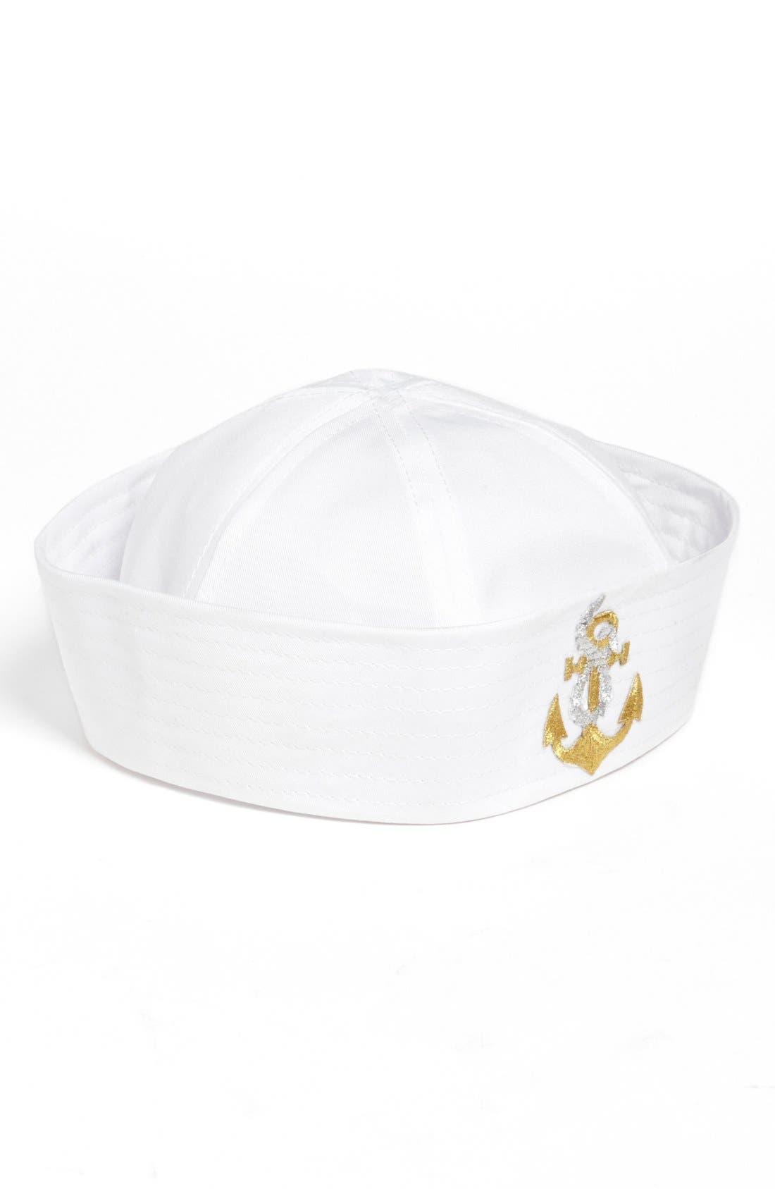 LULU, Sailor Hat, Main thumbnail 1, color, 100