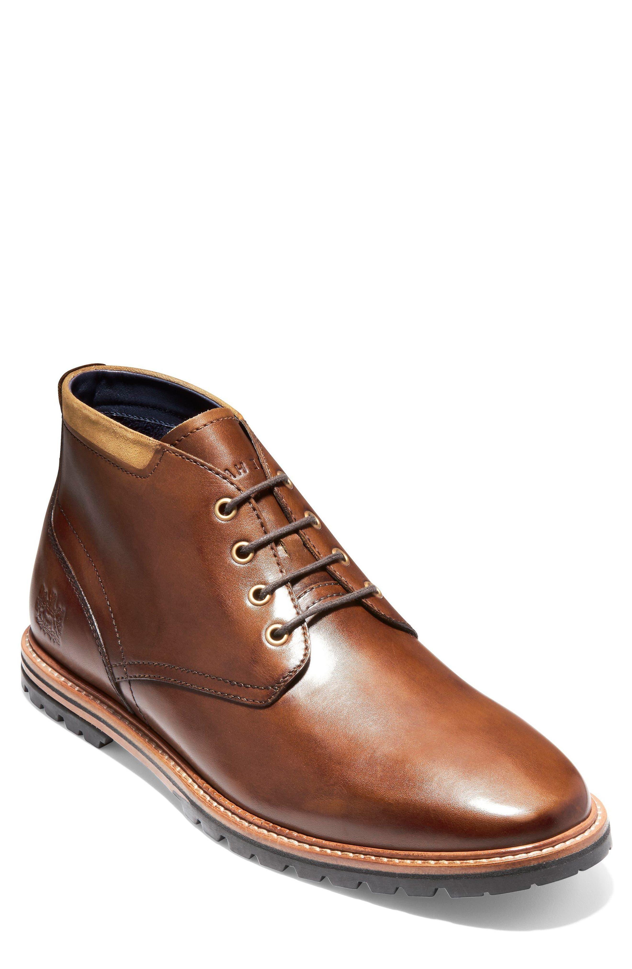 Cole Haan Raymond Grand Chukka Boot, Brown