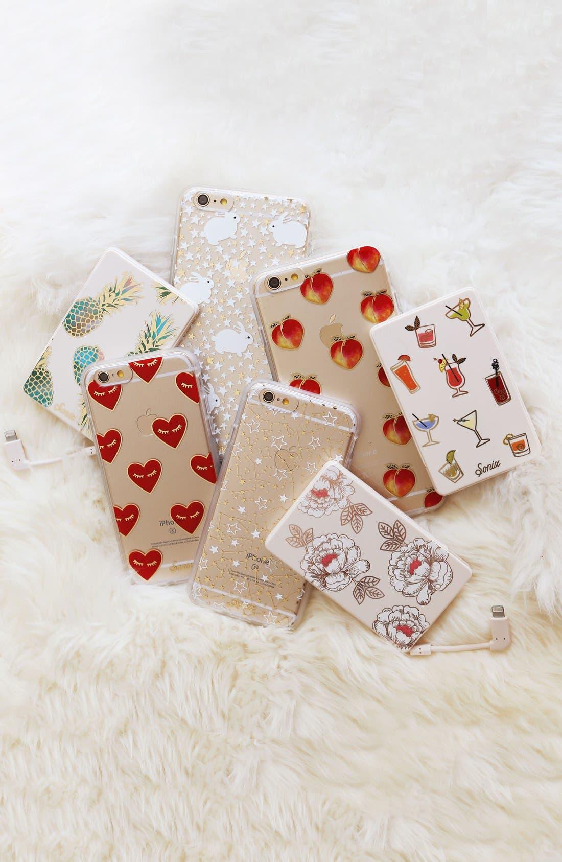 SONIX, Fancy Heart iPhone 7/8 & 7/8 Plus Case, Alternate thumbnail 6, color, 600
