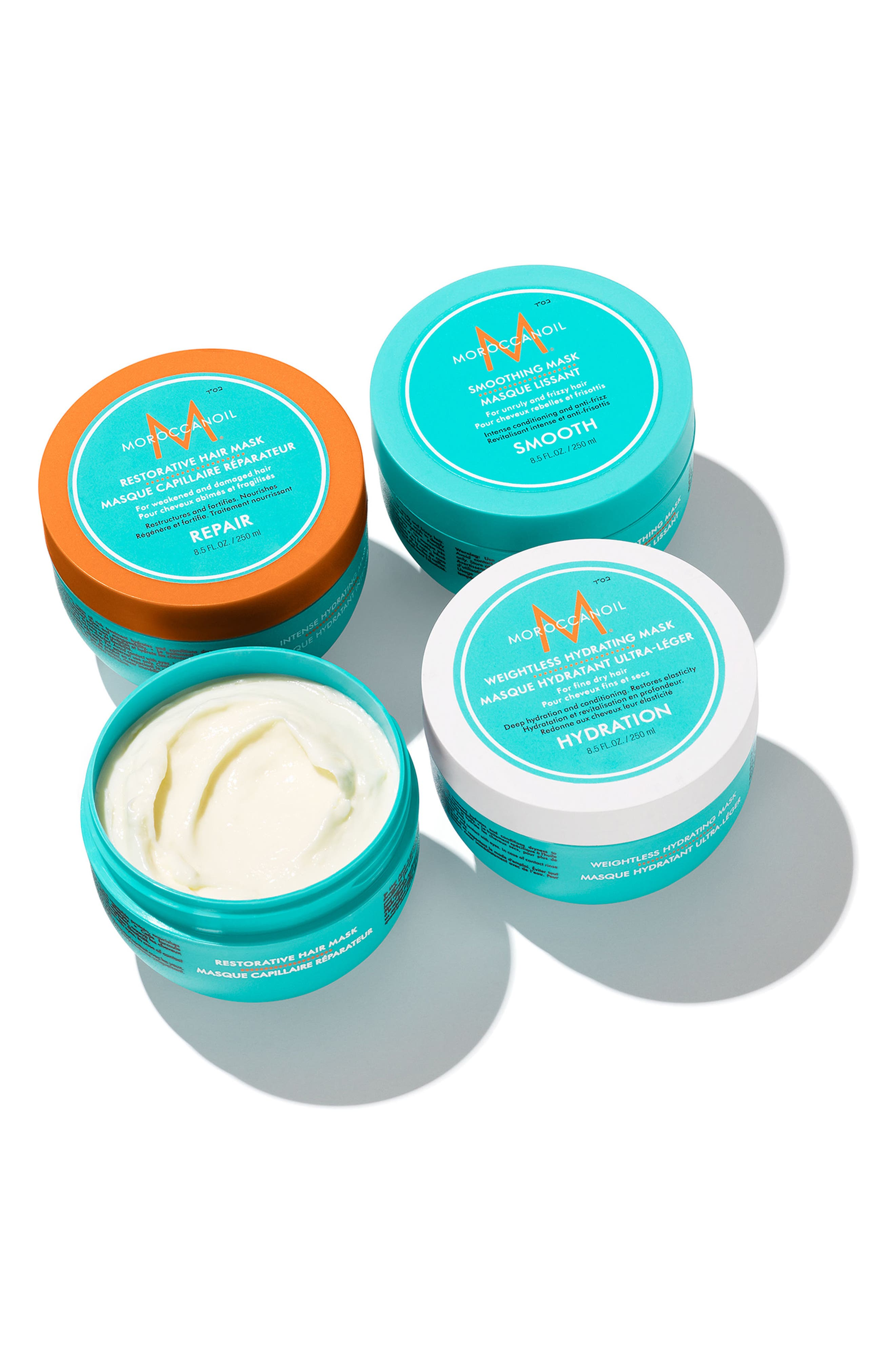 MOROCCANOIL<SUP>®</SUP>, Intense Hydrating Mask, Alternate thumbnail 2, color, NO COLOR