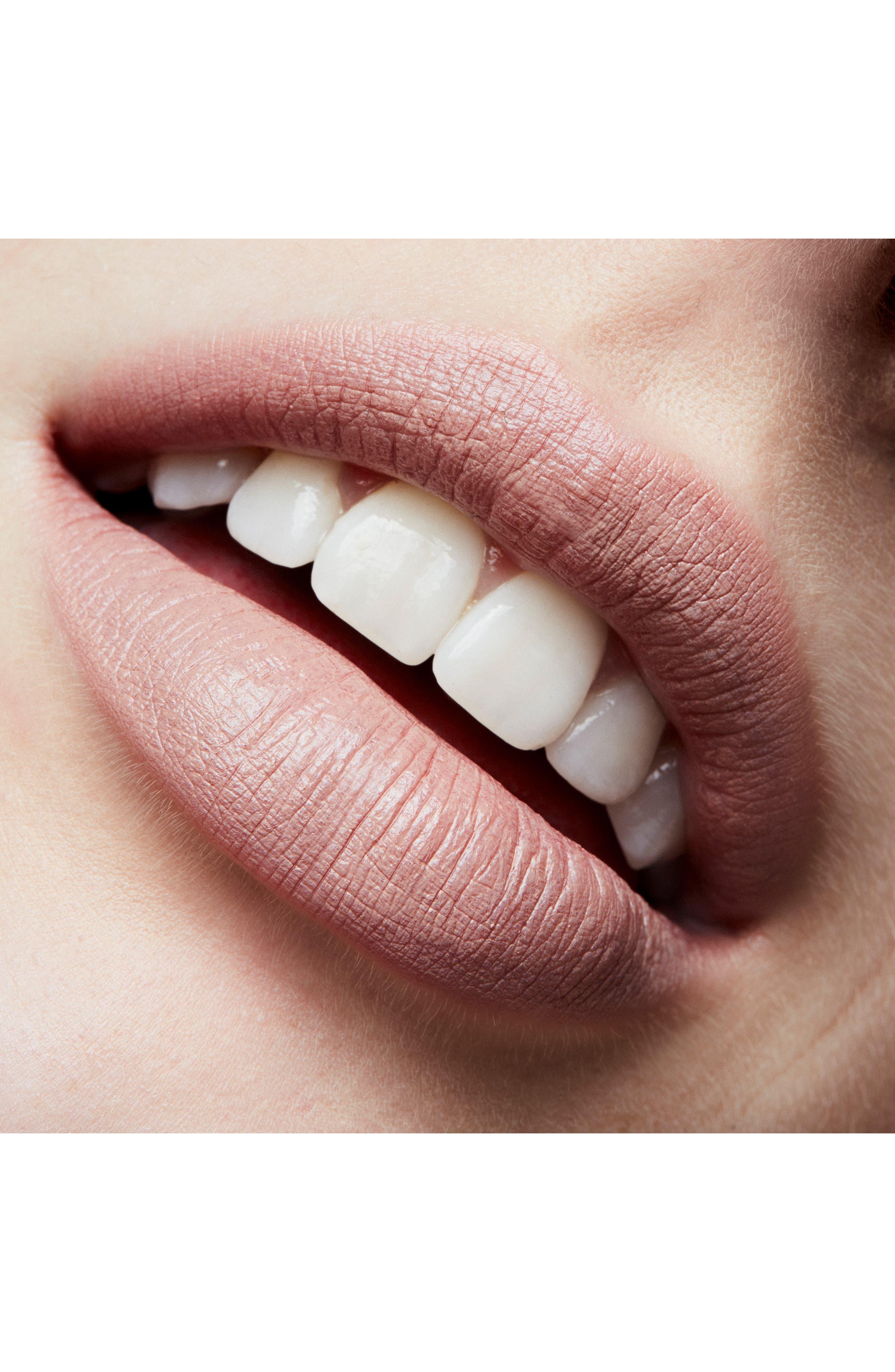 MAC COSMETICS, MAC Strip Down Nude Lipstick, Alternate thumbnail 2, color, ACT NATURAL