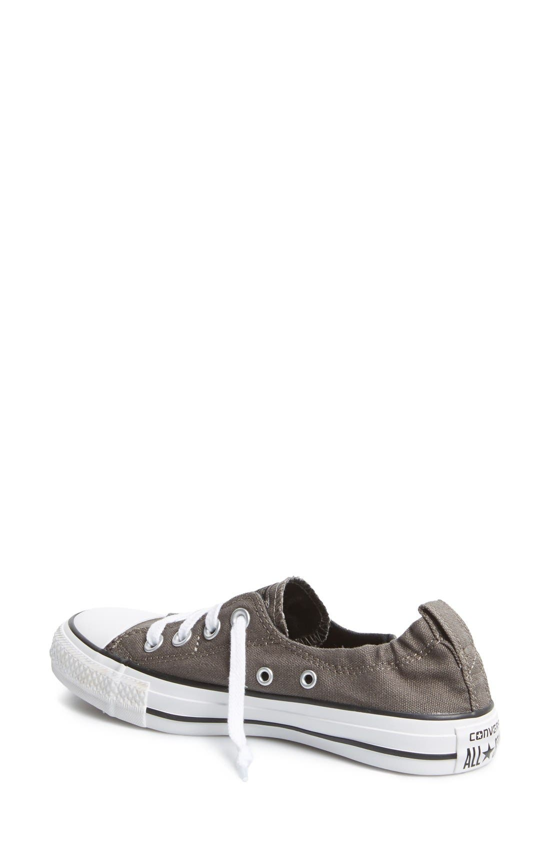 CONVERSE, Chuck Taylor<sup>®</sup> All Star<sup>®</sup> Shoreline Low Top Sneaker, Alternate thumbnail 2, color, 050