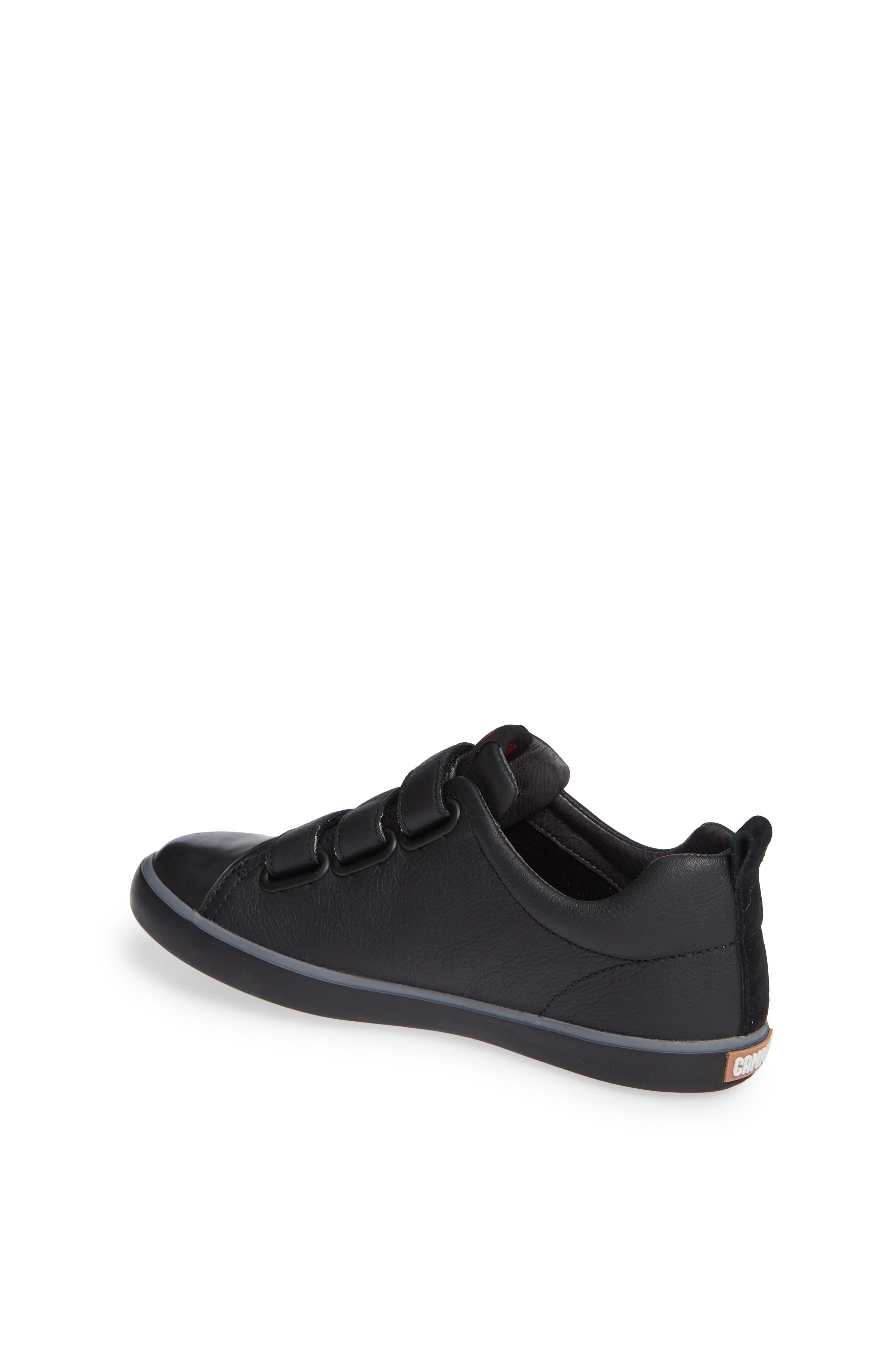 CAMPER, Pursuit Sneaker, Alternate thumbnail 2, color, BLACK