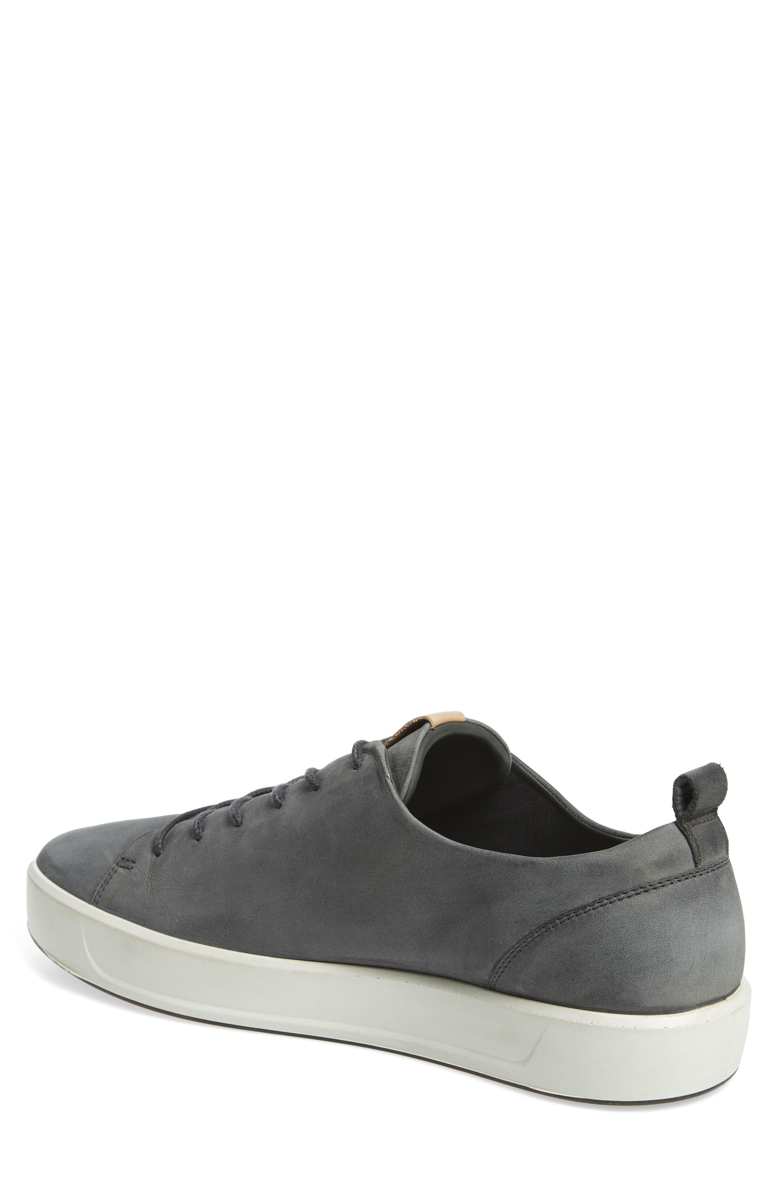 ECCO, Soft 8 Sneaker, Alternate thumbnail 2, color, 025