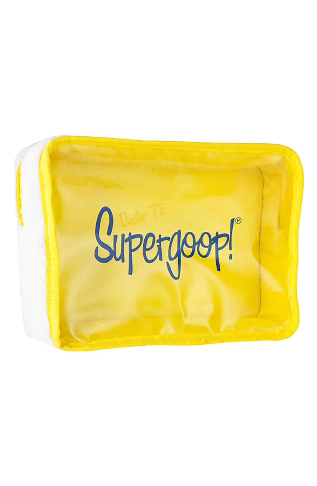 SUPERGOOP!<SUP>®</SUP>, 'Weekend Sun Care Essentials' Kit, Alternate thumbnail 2, color, 000