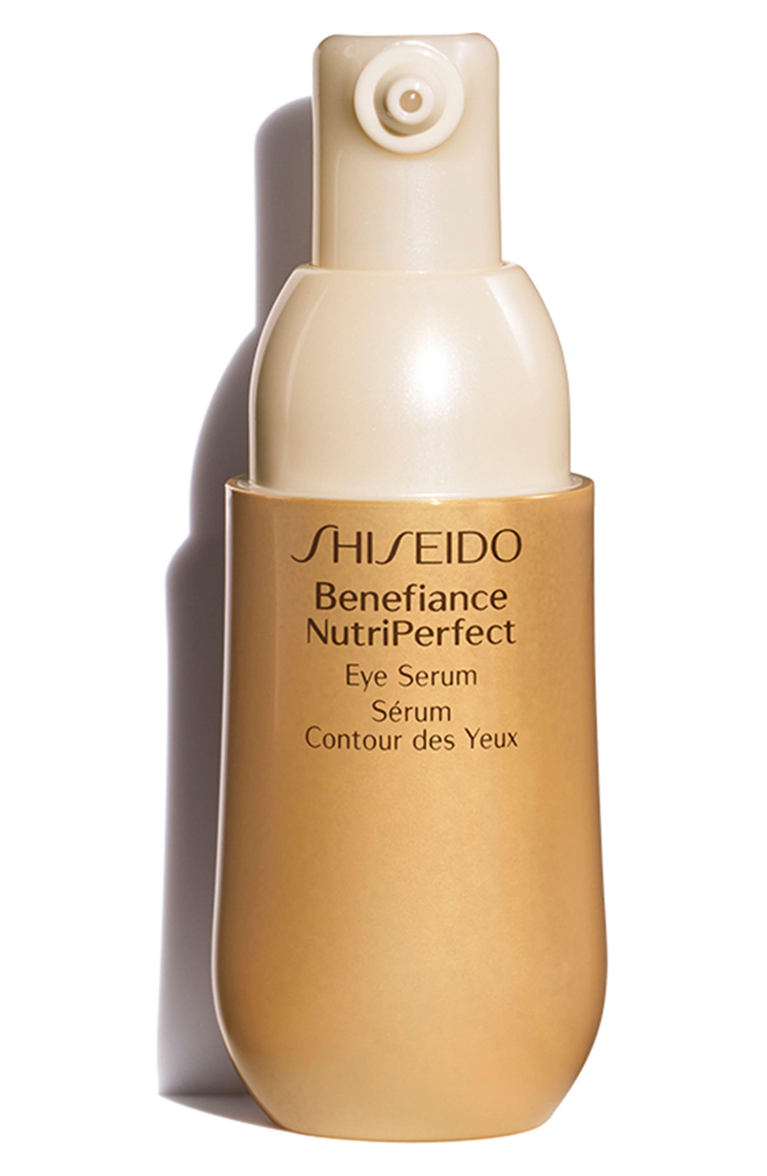 SHISEIDO, Benefiance NutriPerfect Eye Serum, Alternate thumbnail 2, color, NO COLOR
