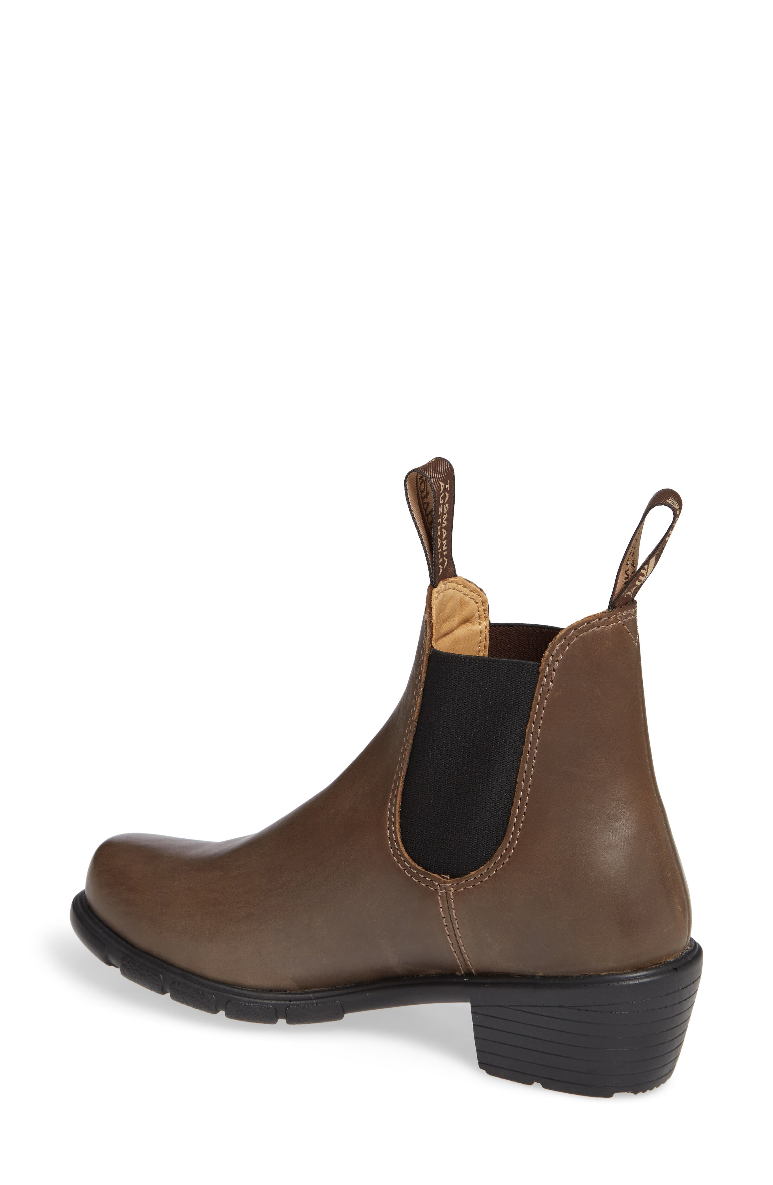 BLUNDSTONE FOOTWEAR, Blundstone 1671 Chelsea Boot, Alternate thumbnail 2, color, ANTIQUE TAUPE LEATHER