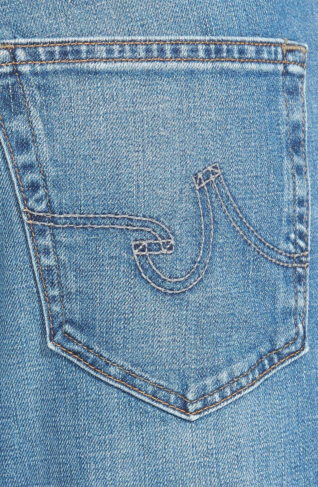 AG, 'Protégé' Straight Leg Jeans, Alternate thumbnail 3, color, 428