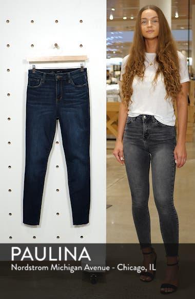 Ellie High Waist Ankle Skinny Jeans, sales video thumbnail