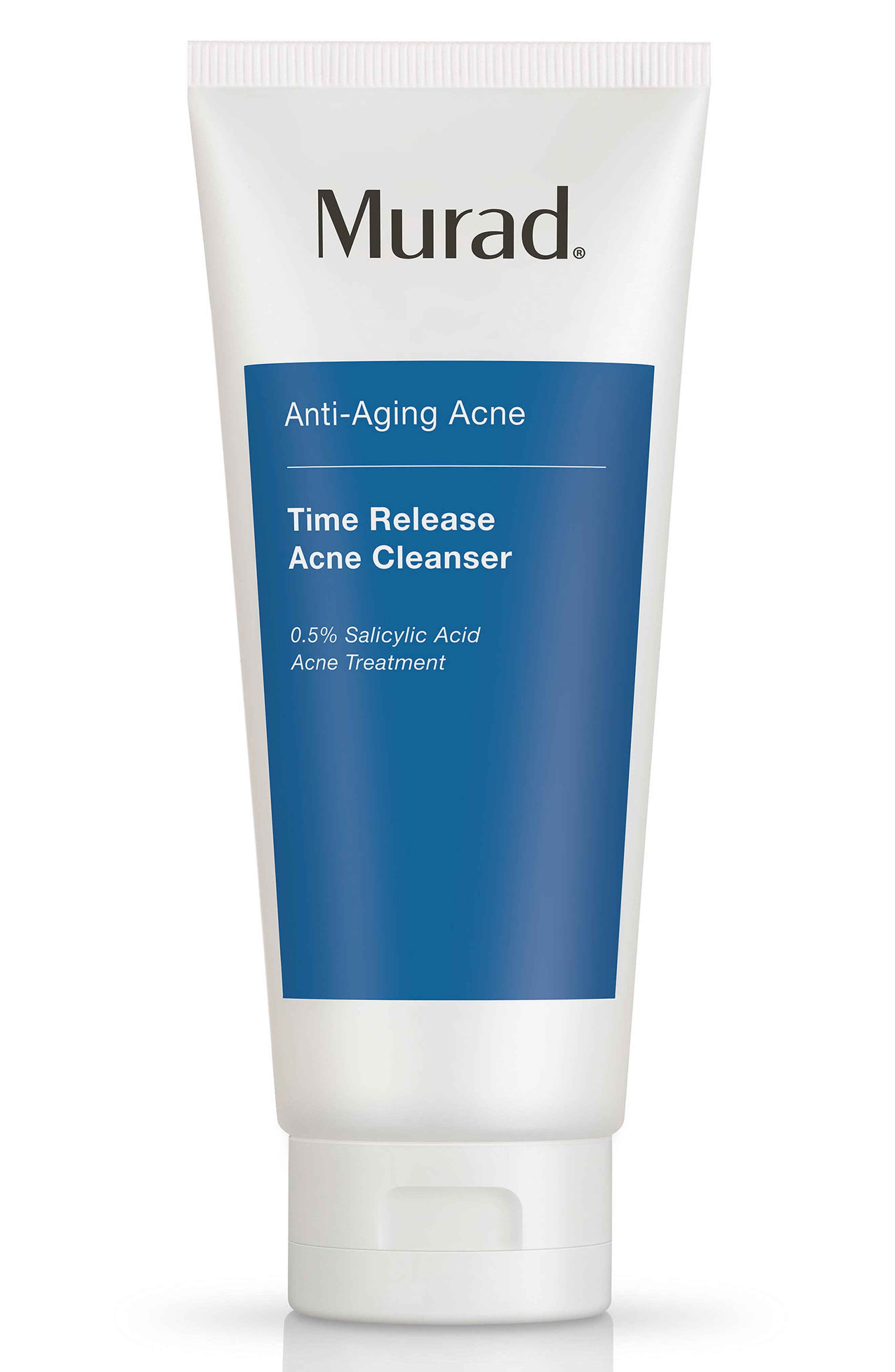 MURAD<SUP>®</SUP>, 'Time Release' Acne Cleanser, Main thumbnail 1, color, NO COLOR