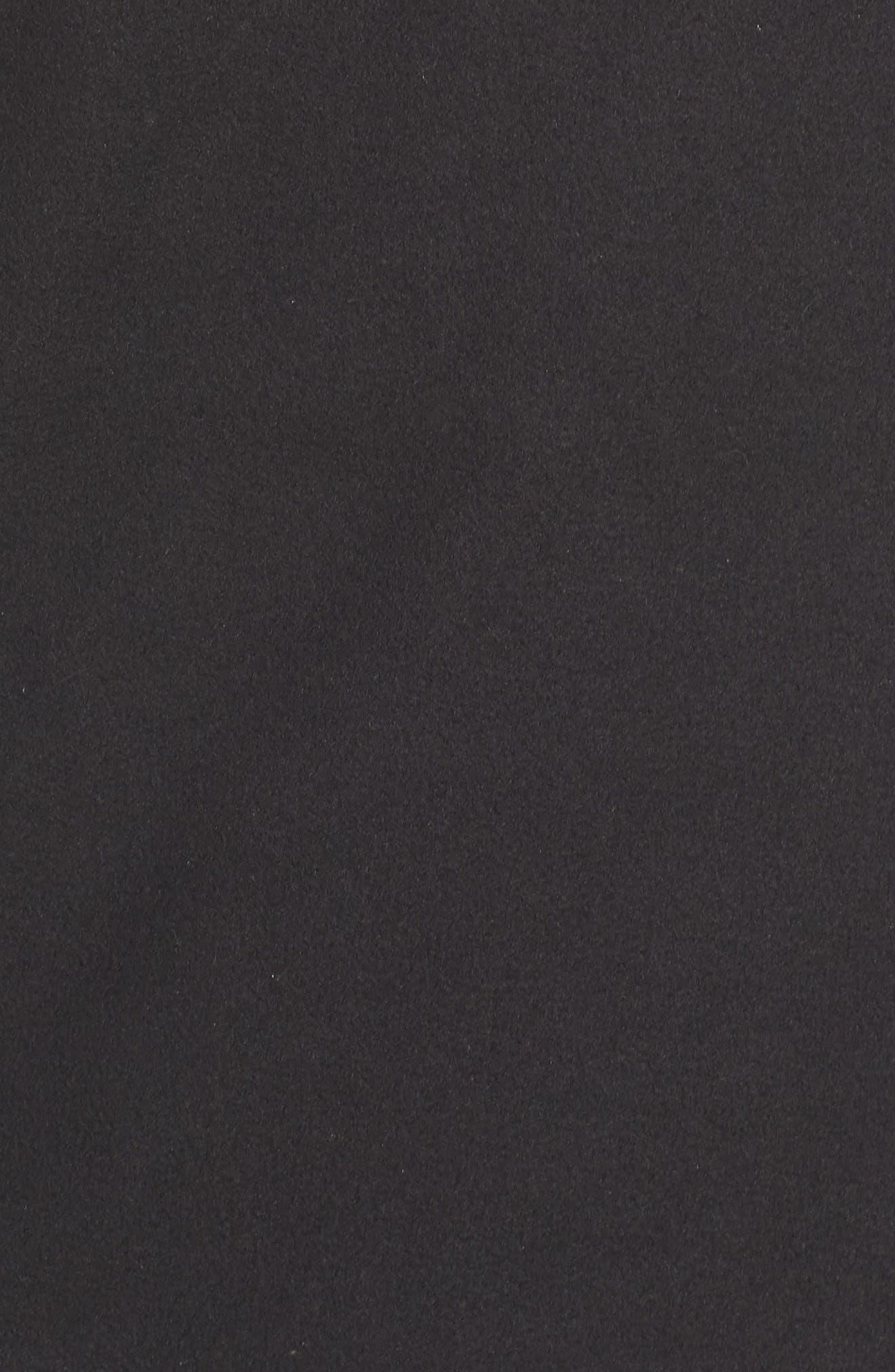 THE NORTH FACE, Glacier Alpine Pullover, Alternate thumbnail 6, color, TNF BLACK