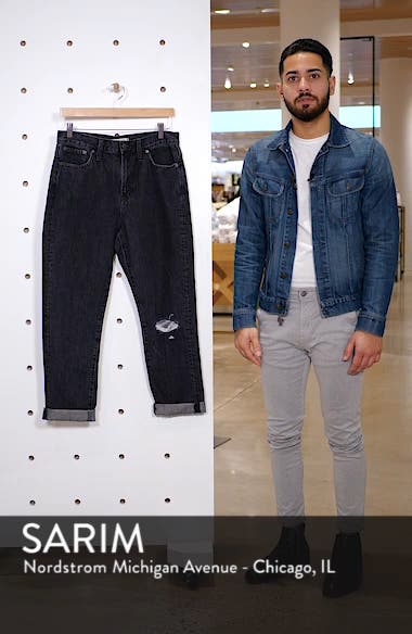 The Perfect Vintage Ripped Knee Jeans, sales video thumbnail