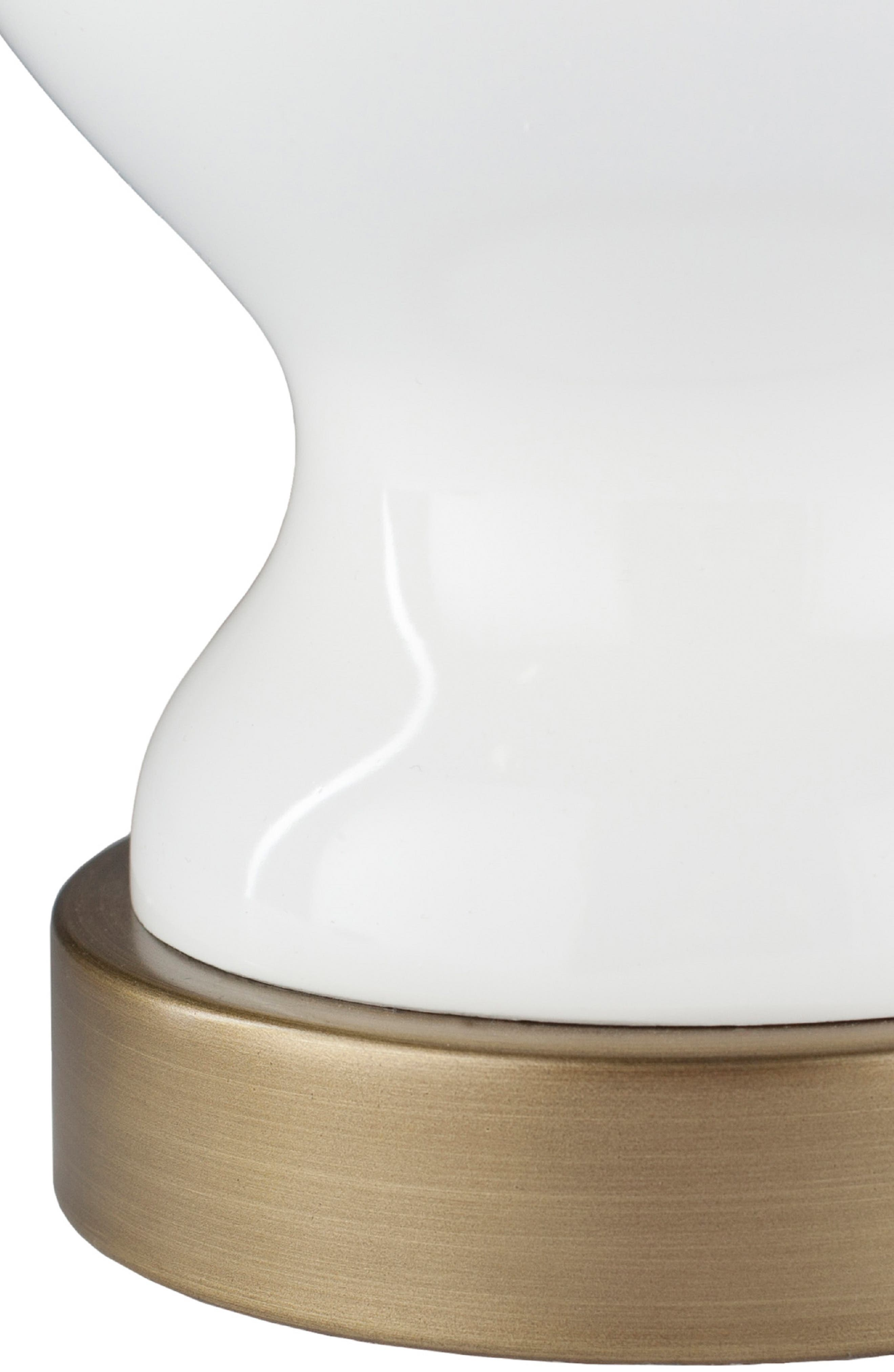 SURYA HOME, Laney Table Lamp, Alternate thumbnail 3, color, WHITE