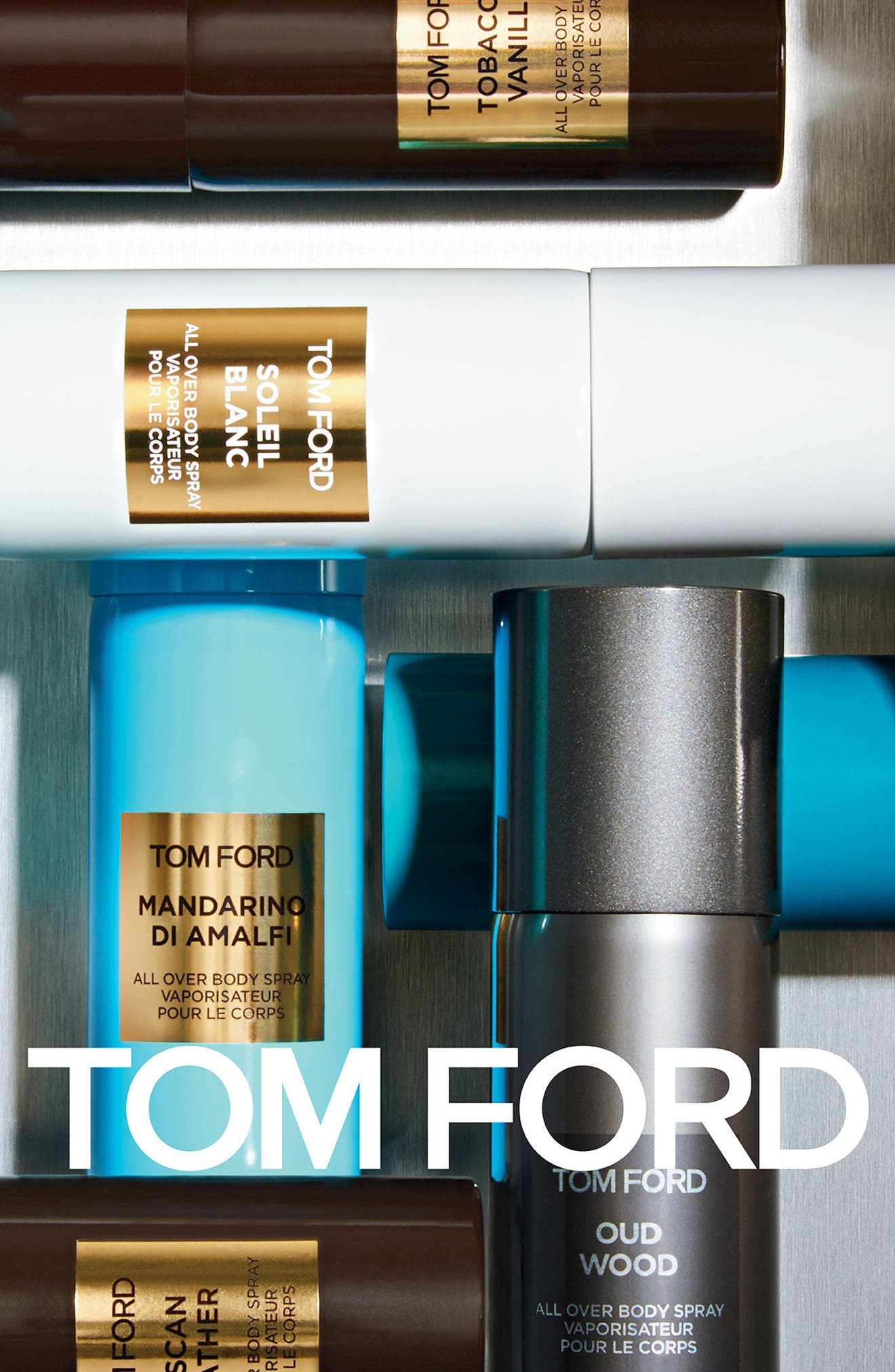 TOM FORD, Private Blend Soleil Blanc All Over Body Spray, Alternate thumbnail 4, color, NO COLOR