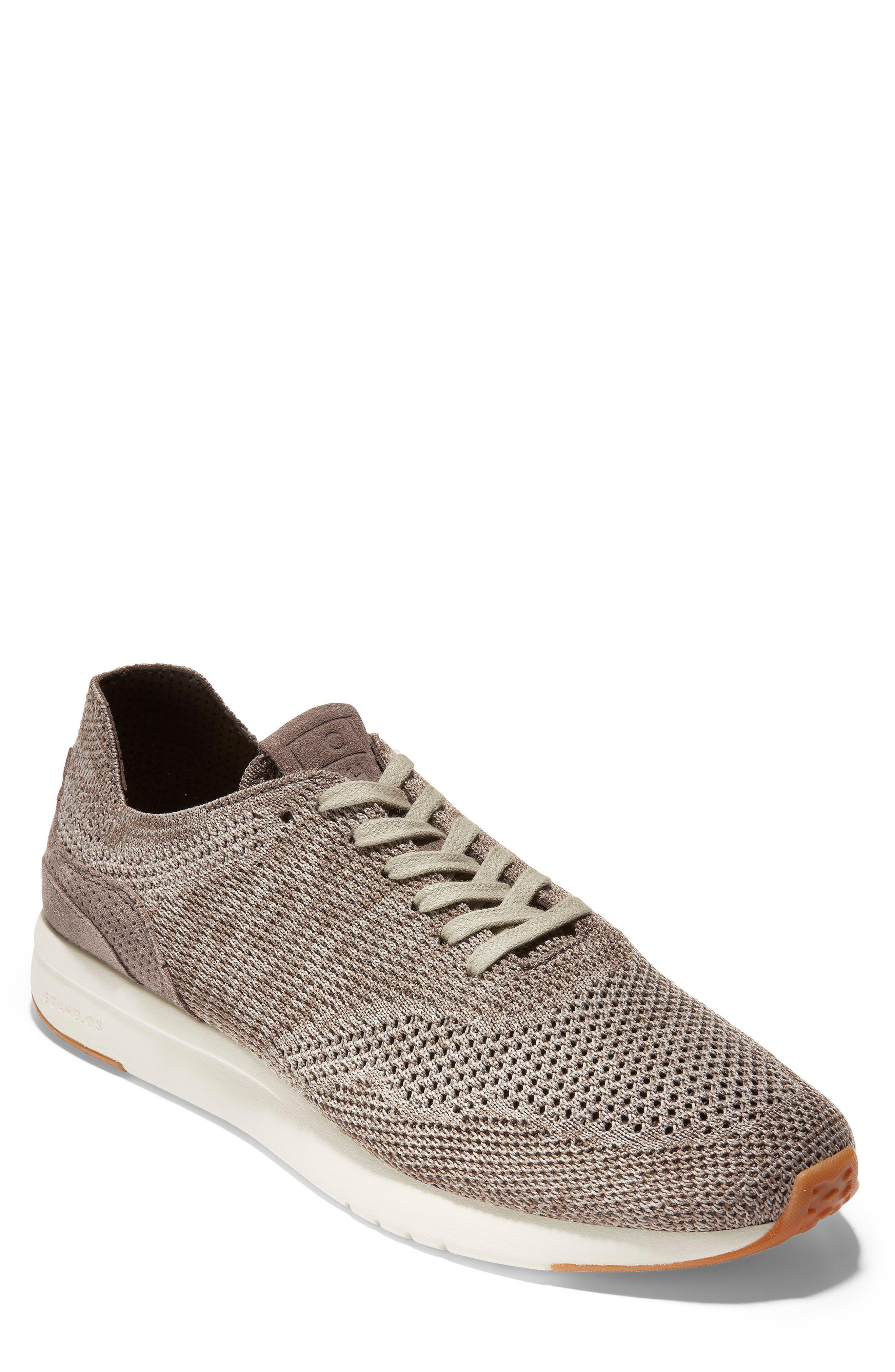 Cole Haan Grandpro Runner Stitchlite Sneaker- Beige
