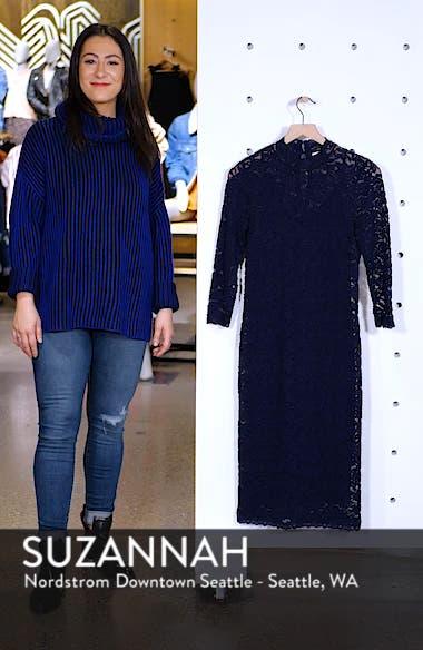 Delicia Lace Body-Con Dress, sales video thumbnail