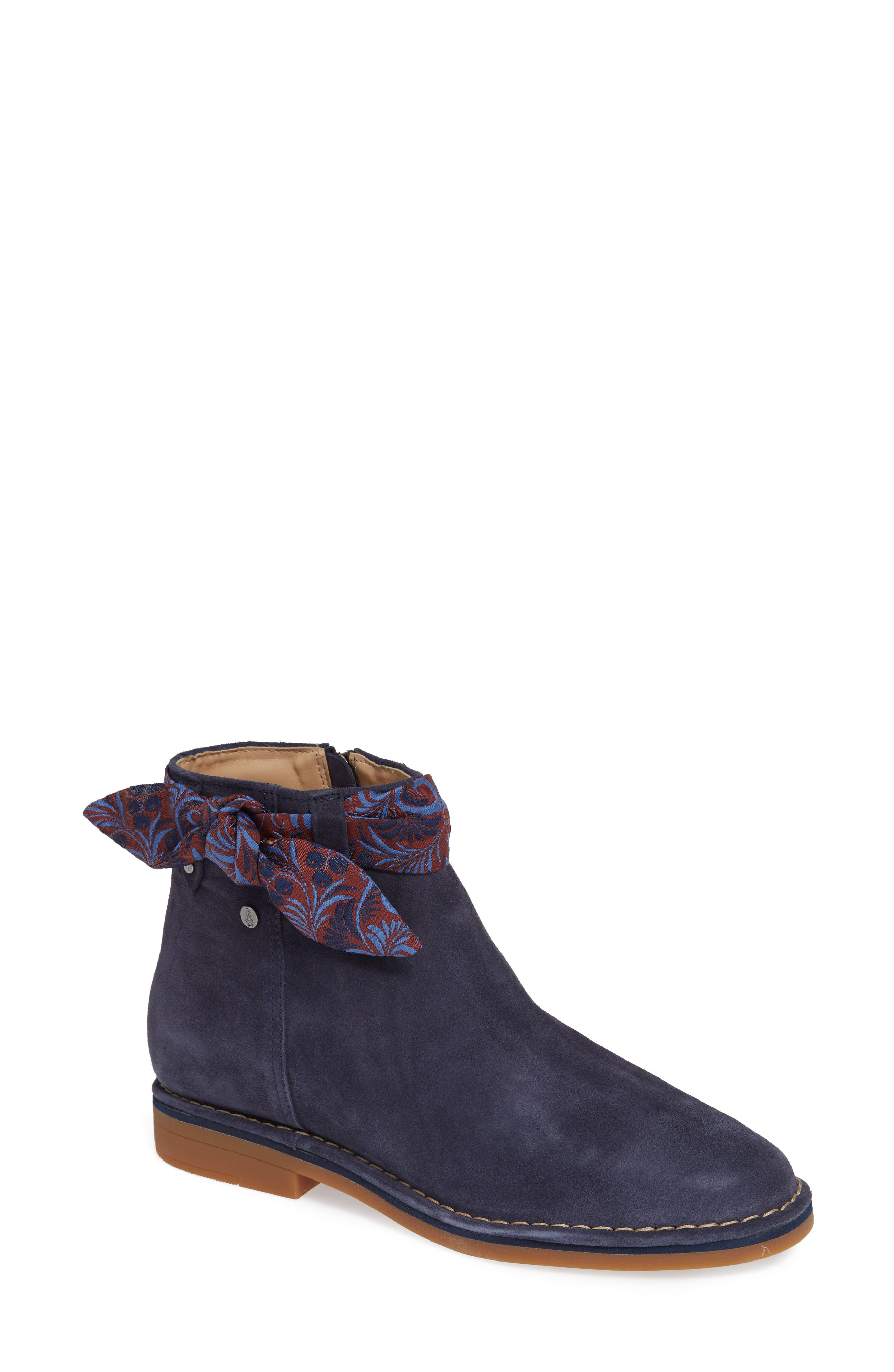Hush Puppies Catelyn Bow Bootie