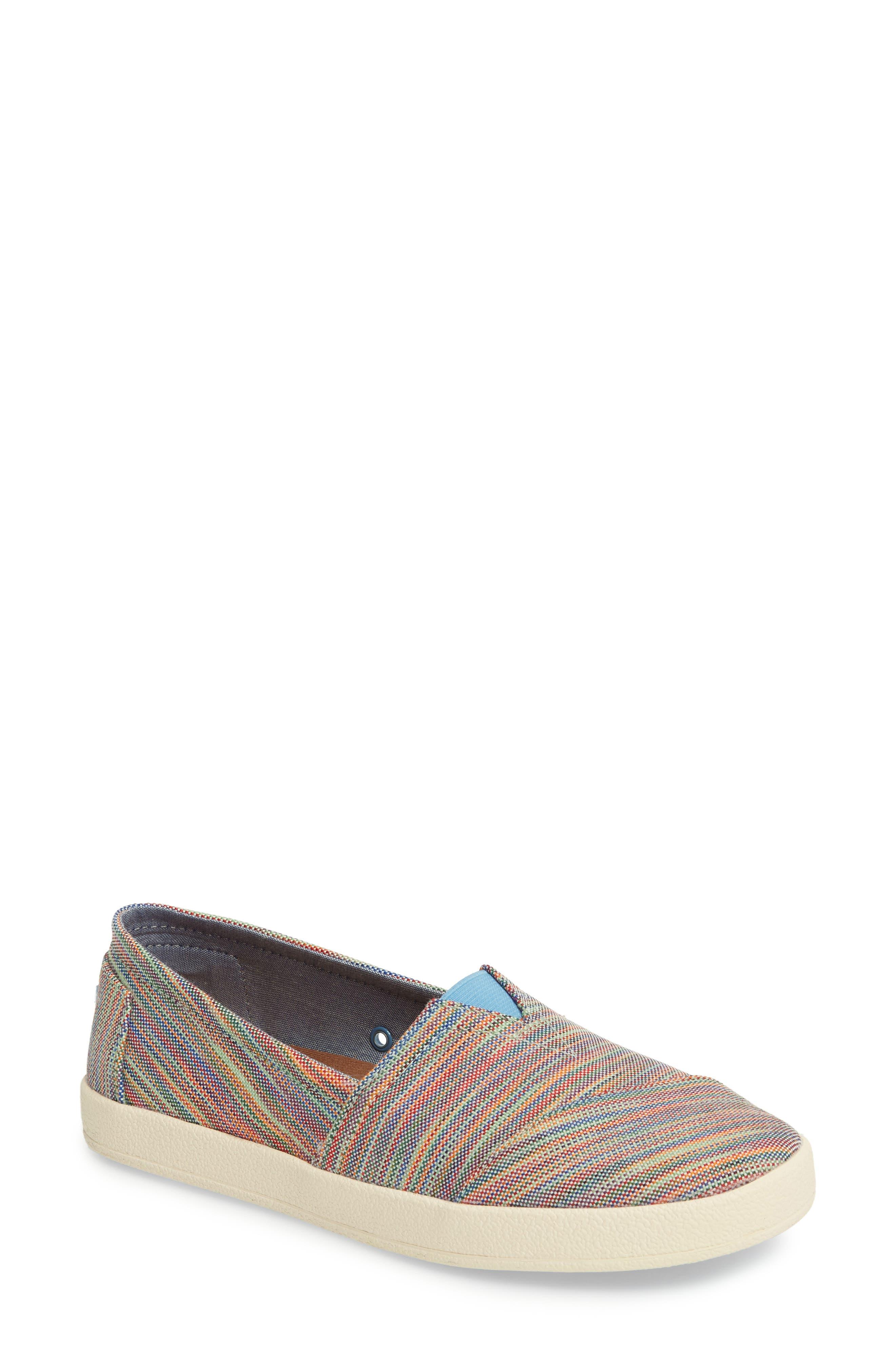 TOMS Avalon Slip-On, Main, color, 965