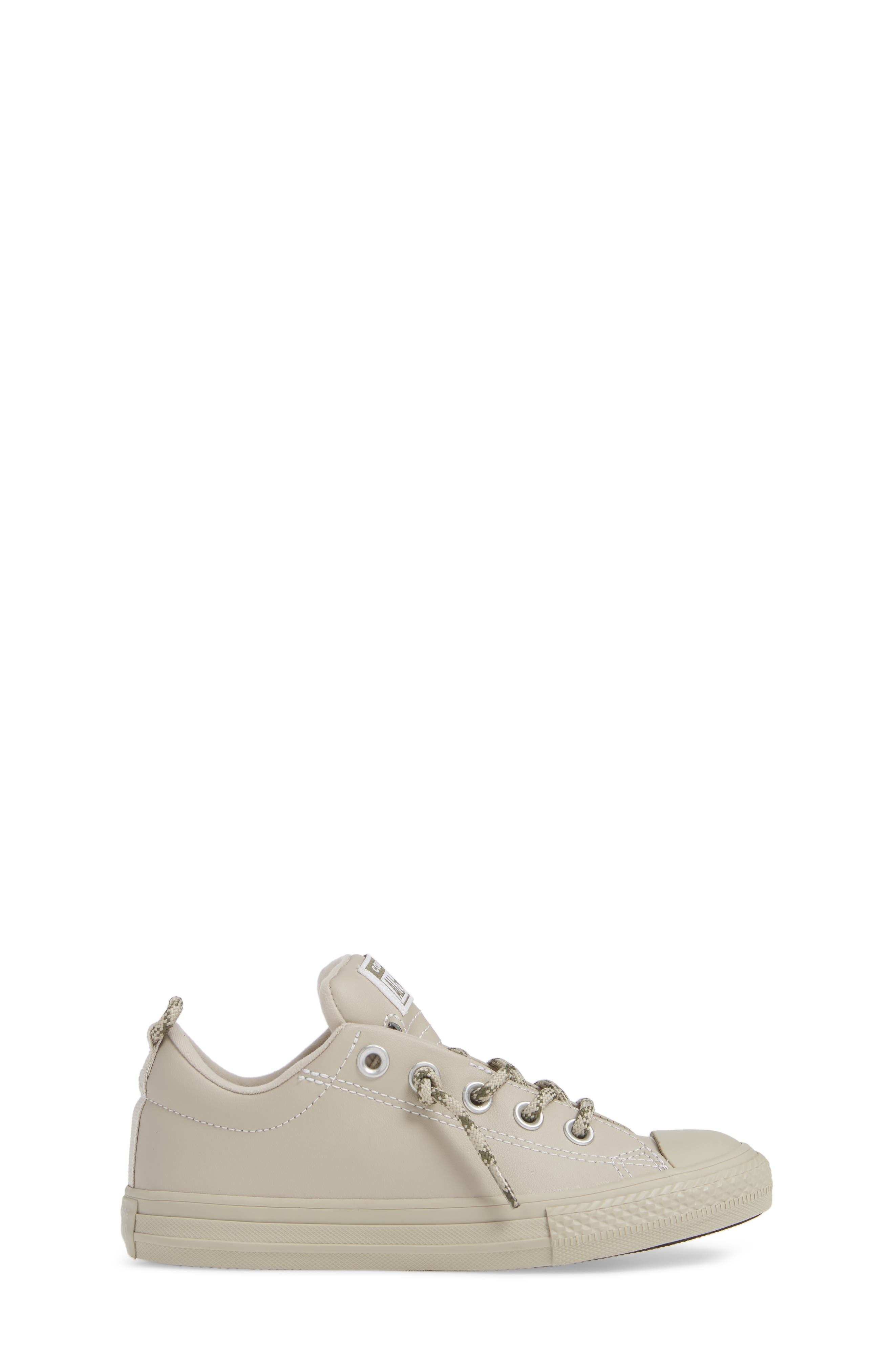 CONVERSE, Chuck Taylor<sup>®</sup> All Star<sup>®</sup> Street Hiker Sneaker, Alternate thumbnail 3, color, PAPYRUS