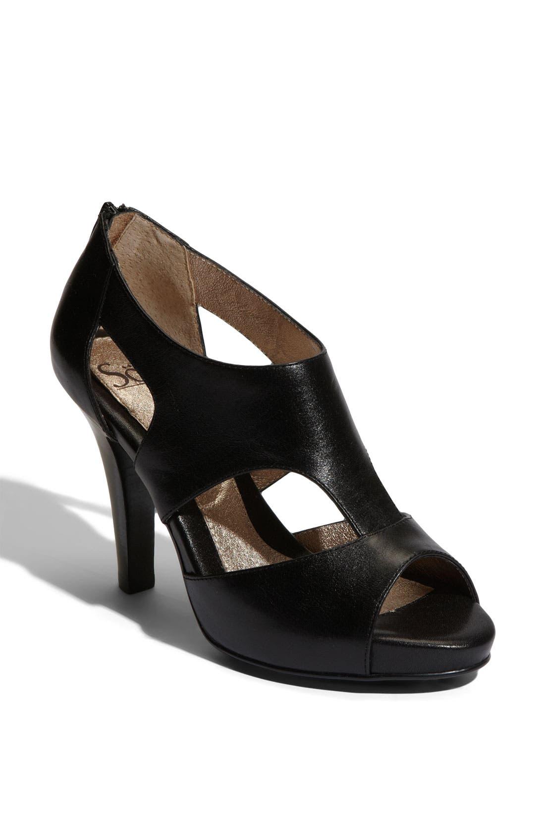 SÖFFT, 'Pavia' Sandal, Main thumbnail 1, color, 001