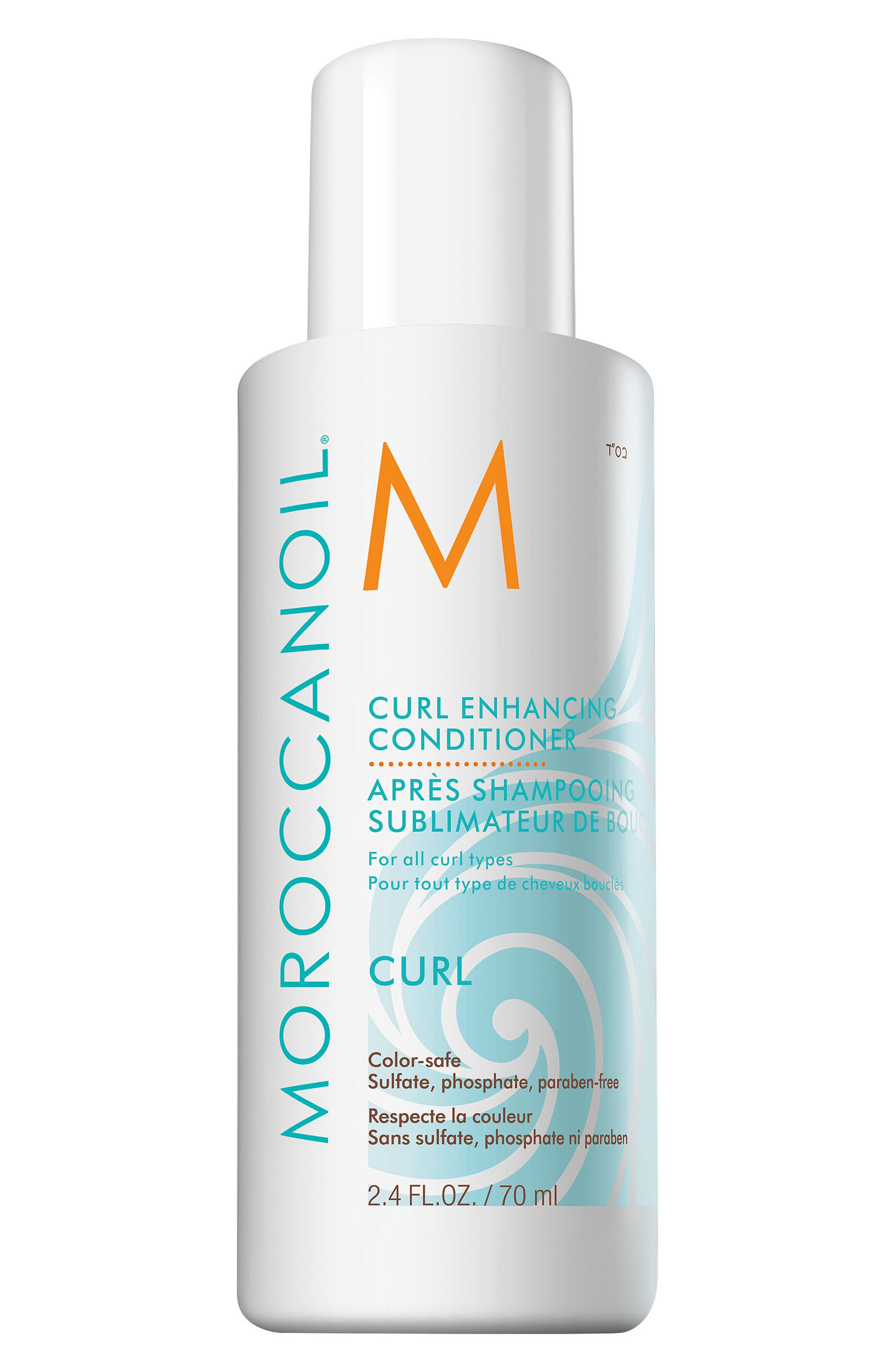 MOROCCANOIL<SUP>®</SUP>, Curl Enhancing Conditioner, Main thumbnail 1, color, NO COLOR