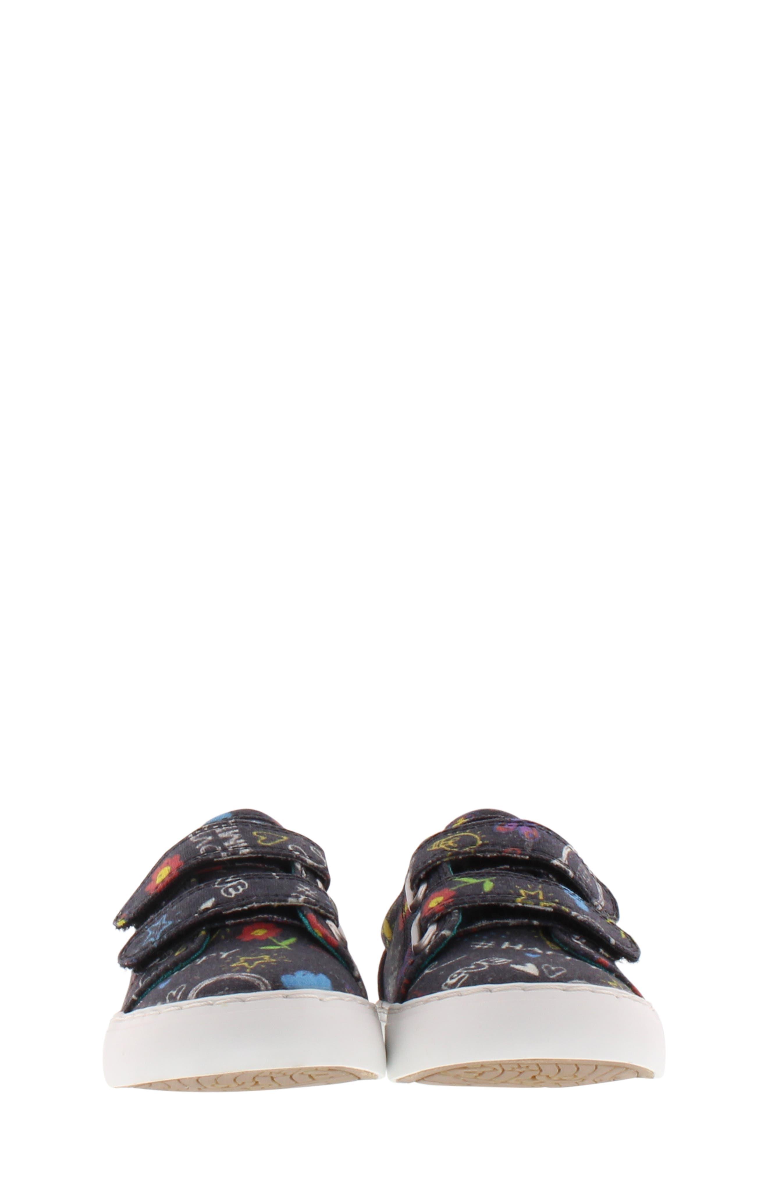 CHOOZE, Choose Move Bounce Sneaker, Alternate thumbnail 4, color, CHARCOAL