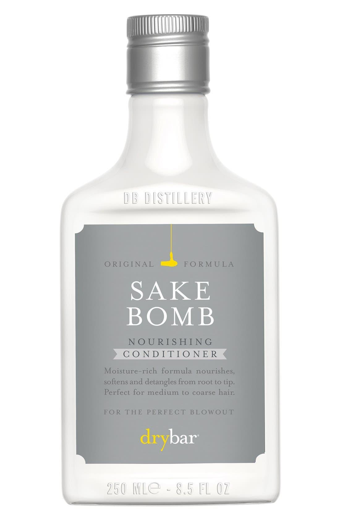 DRYBAR, Sake Bomb Nourishing Conditioner, Alternate thumbnail 2, color, NO COLOR
