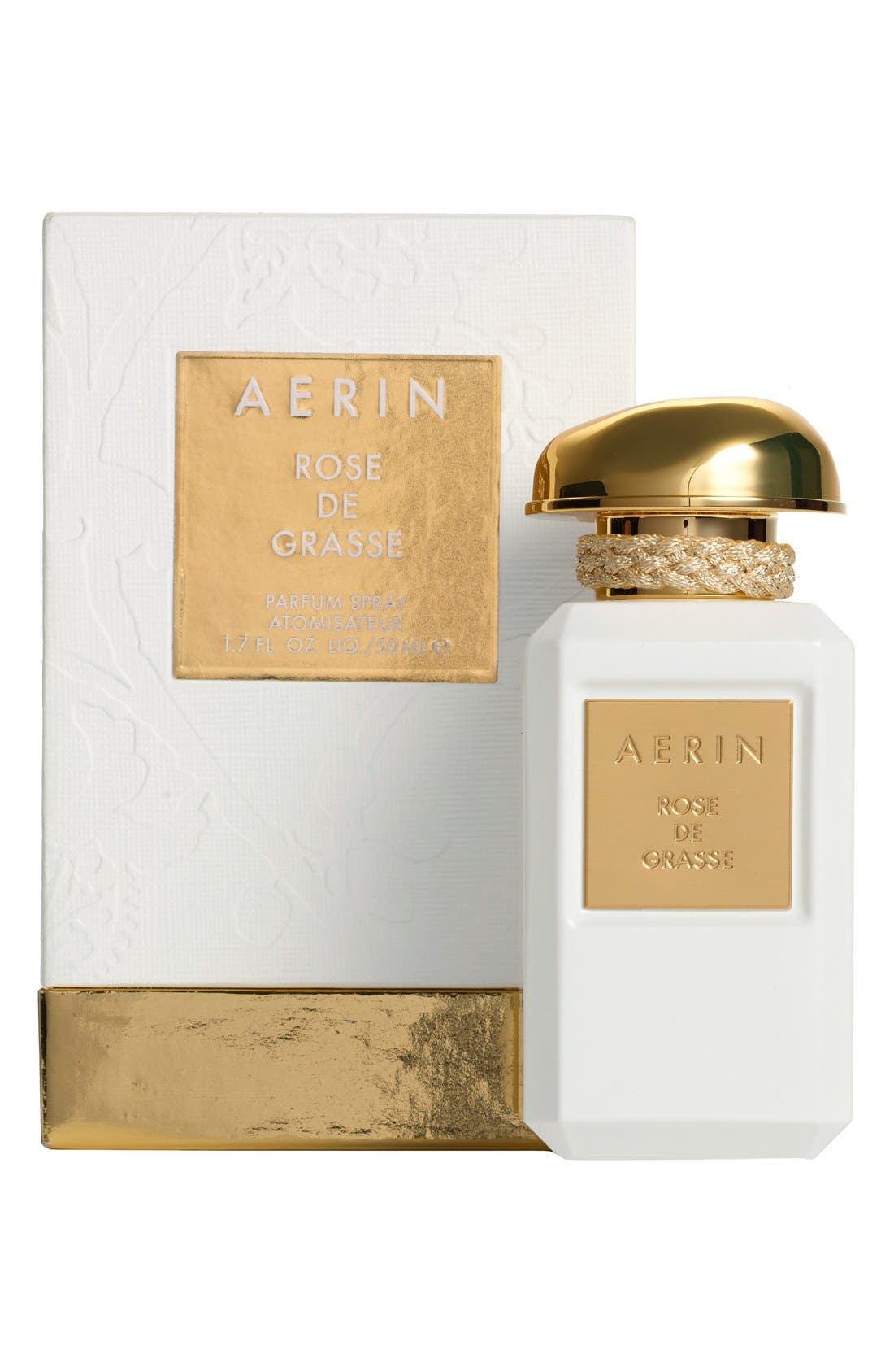 ESTÉE LAUDER, AERIN Beauty Rose de Grasse Parfum, Alternate thumbnail 2, color, NO COLOR