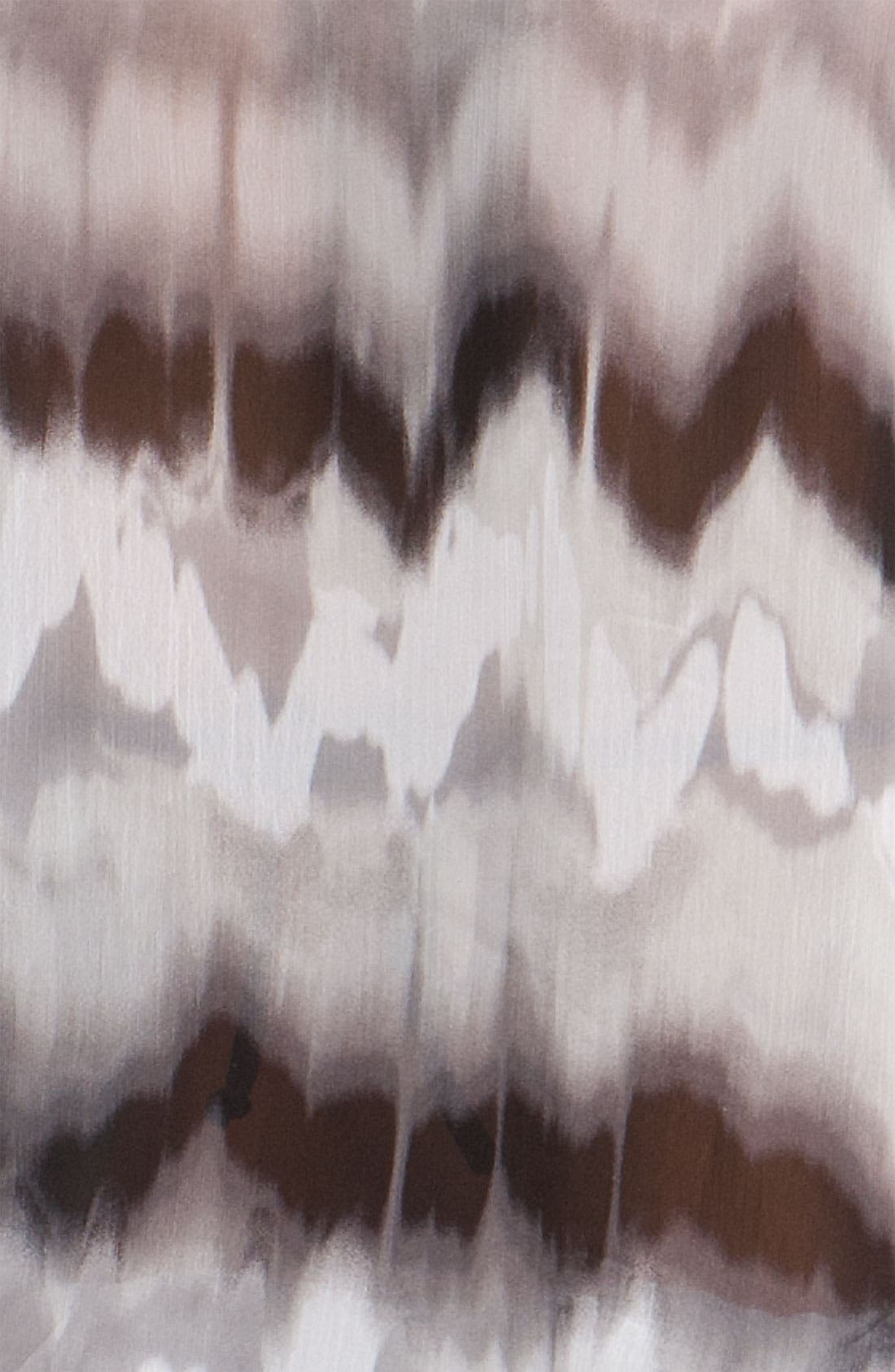 W SWIMWEAR, Tie Dye Tunic Cover-Up, Alternate thumbnail 2, color, 001