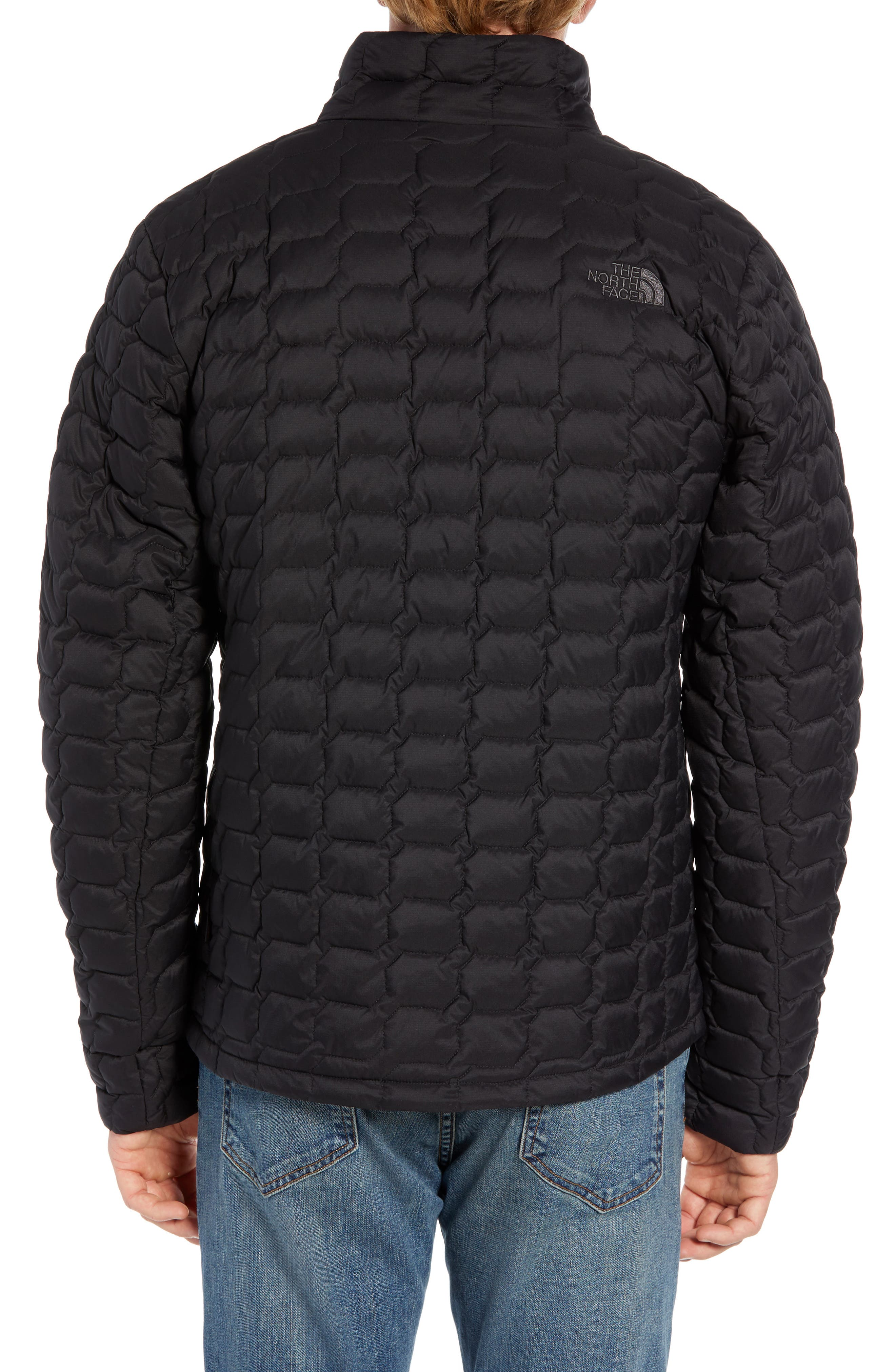 THE NORTH FACE, ThermoBall<sup>™</sup> Jacket, Alternate thumbnail 2, color, 001