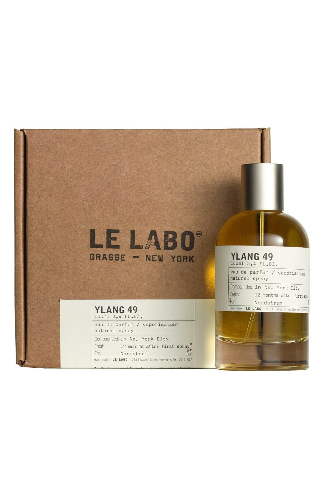 LE LABO, Ylang 49 Eau de Parfum, Alternate thumbnail 5, color, NO COLOR