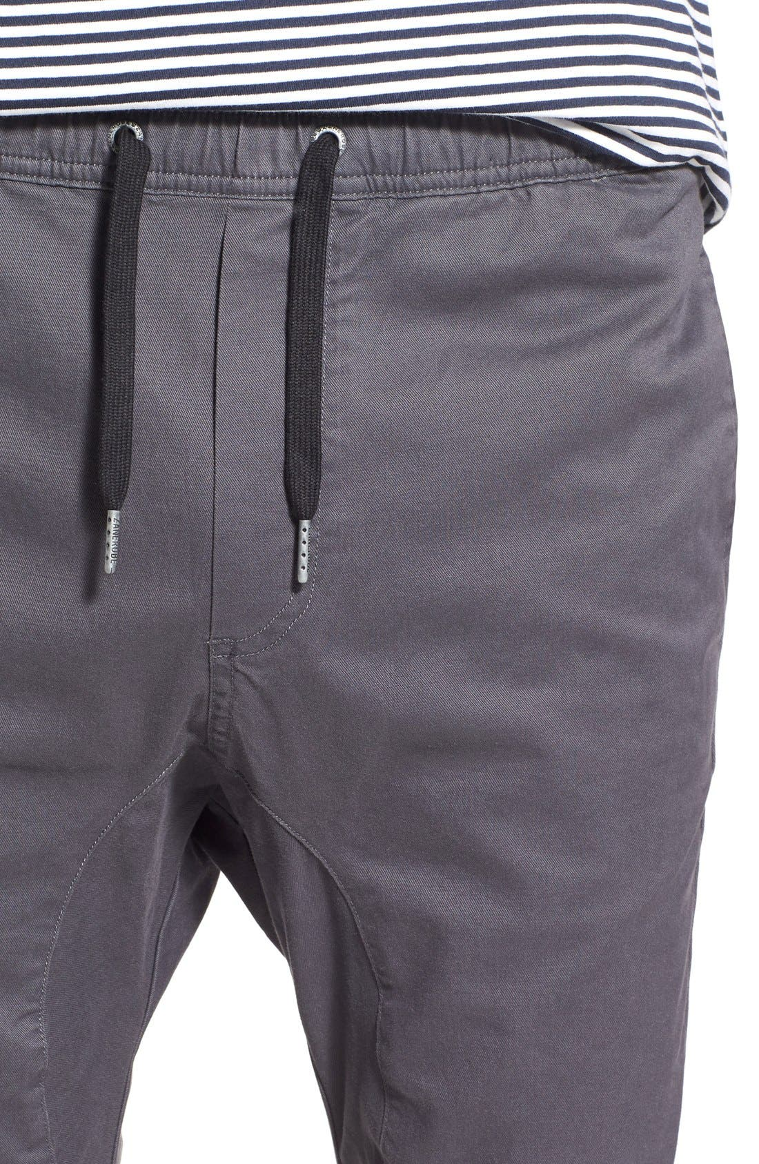 ZANEROBE, Salerno Jogger Pants, Alternate thumbnail 4, color, 022