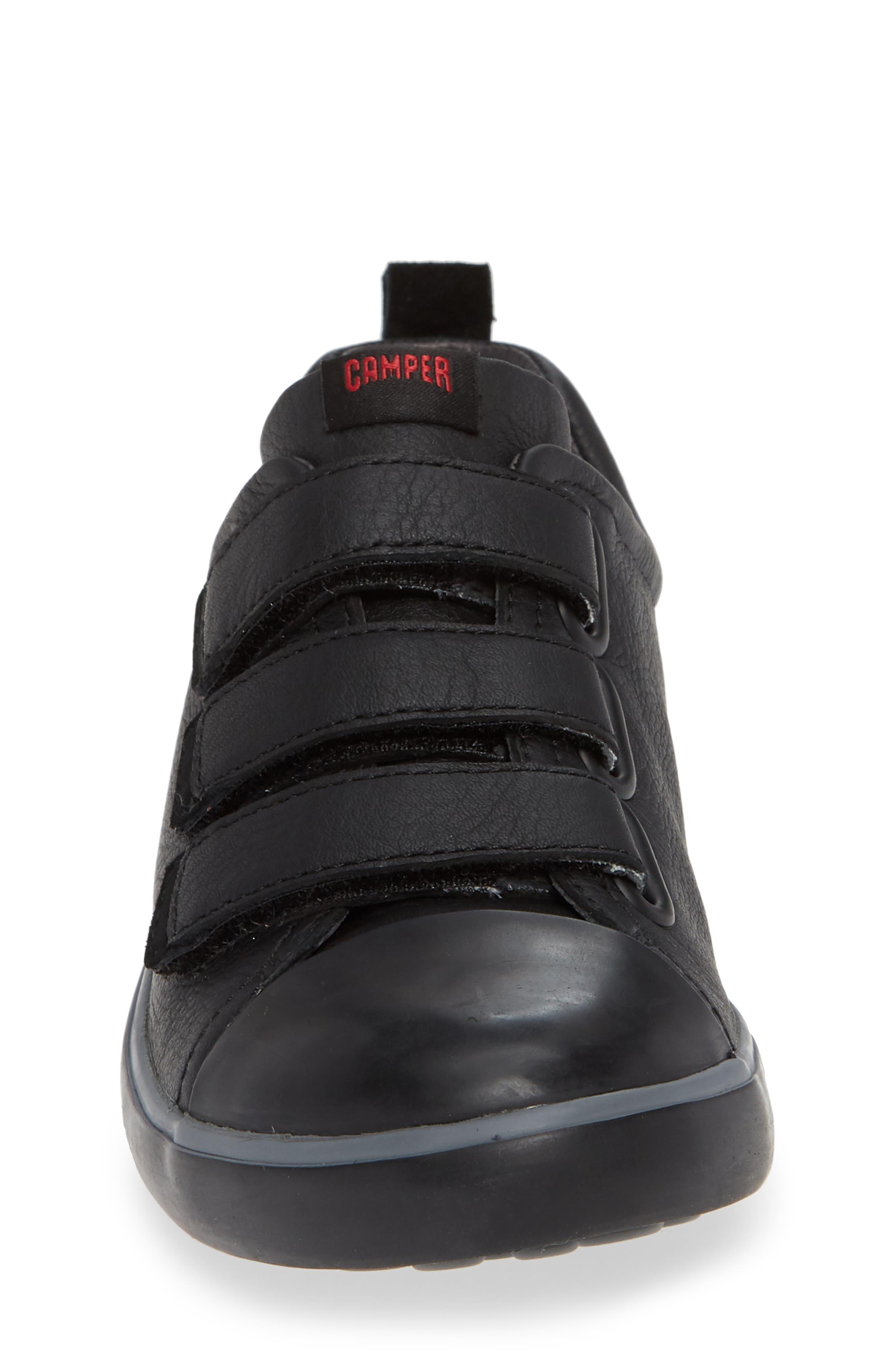 CAMPER, Pursuit Sneaker, Alternate thumbnail 4, color, BLACK
