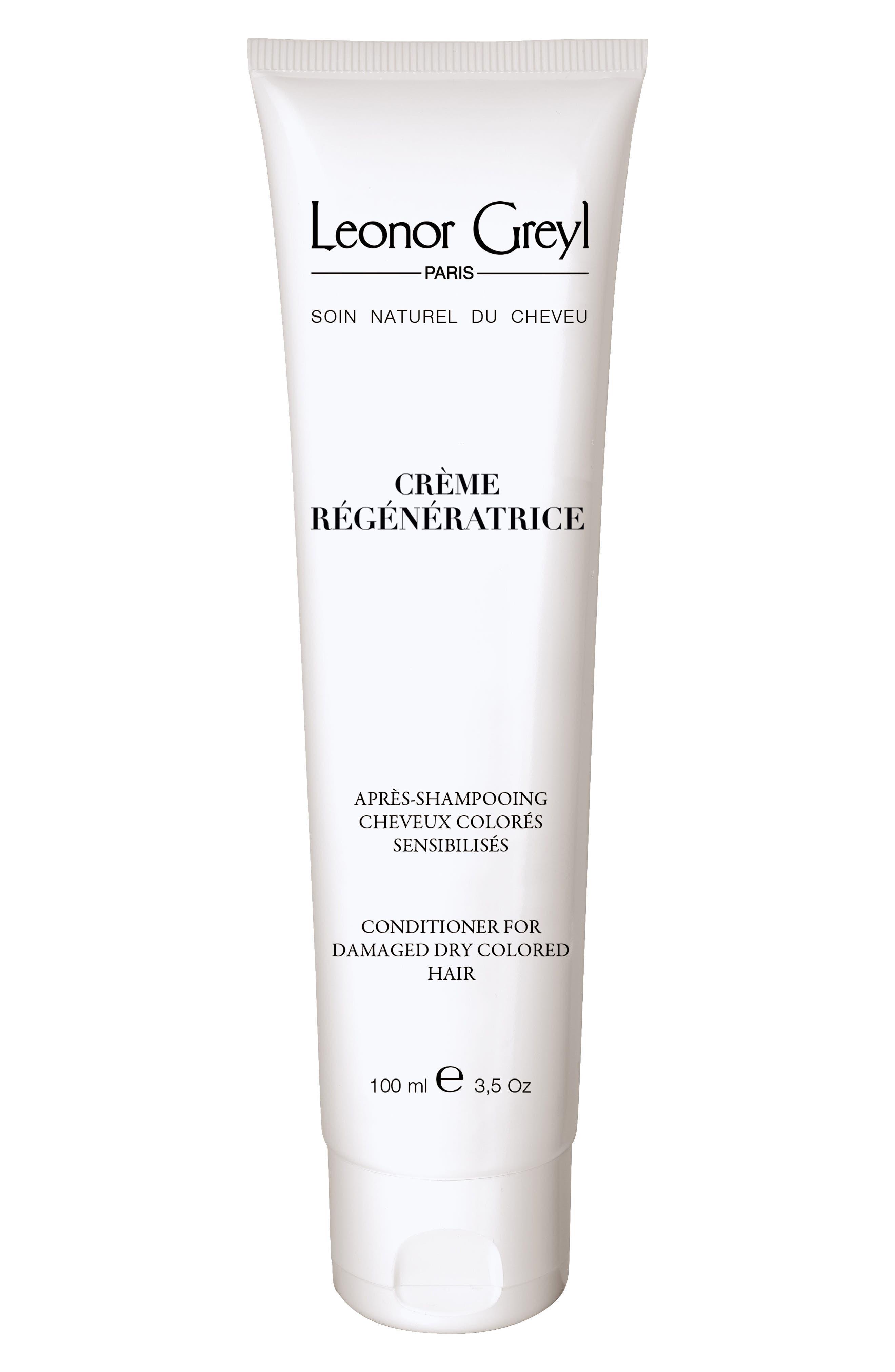 LEONOR GREYL PARIS, Crème Régénératrice Conditioning Mask, Main thumbnail 1, color, NO COLOR