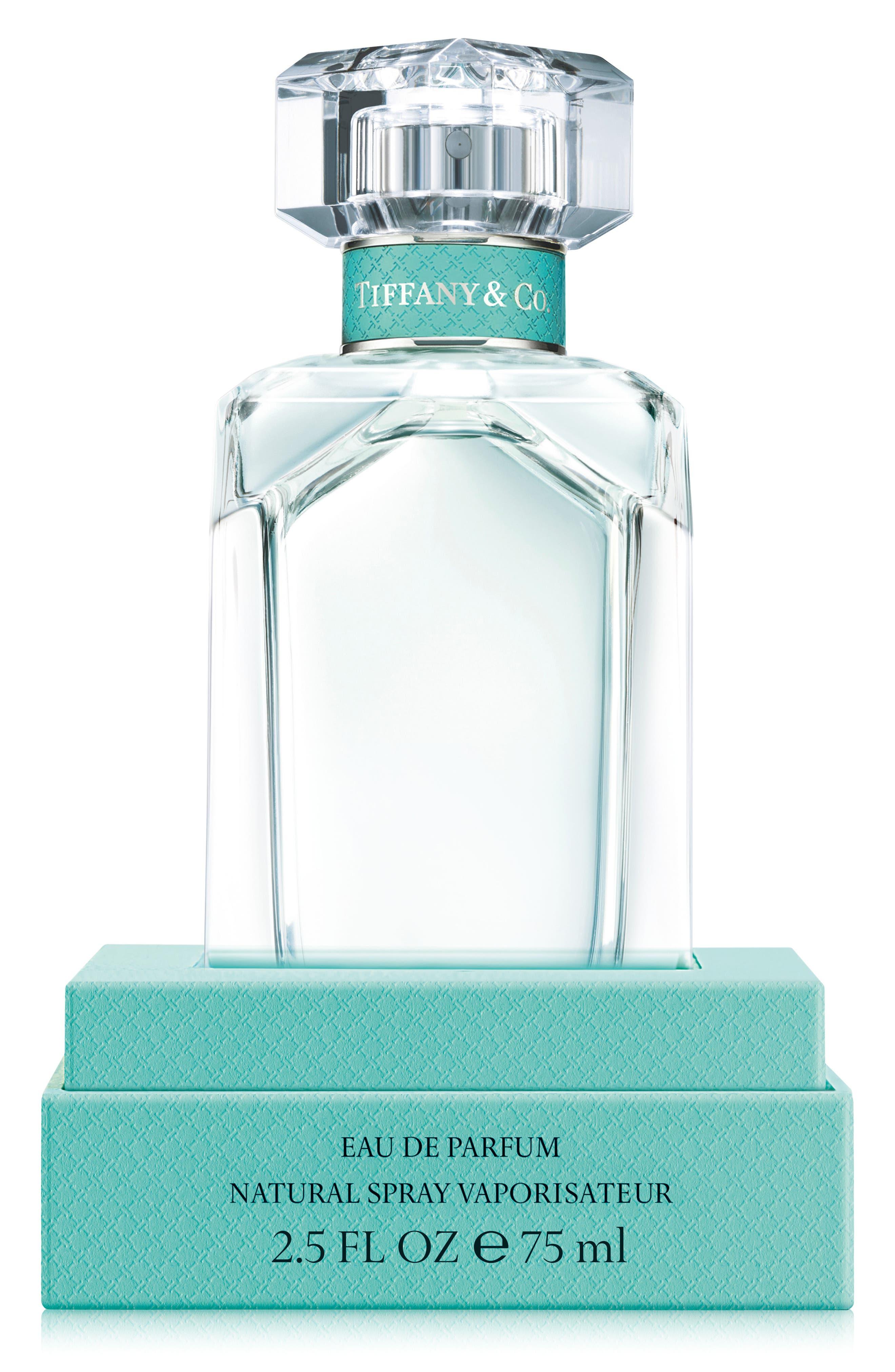 TIFFANY & CO., Tiffany Eau de Parfum, Alternate thumbnail 3, color, NO COLOR