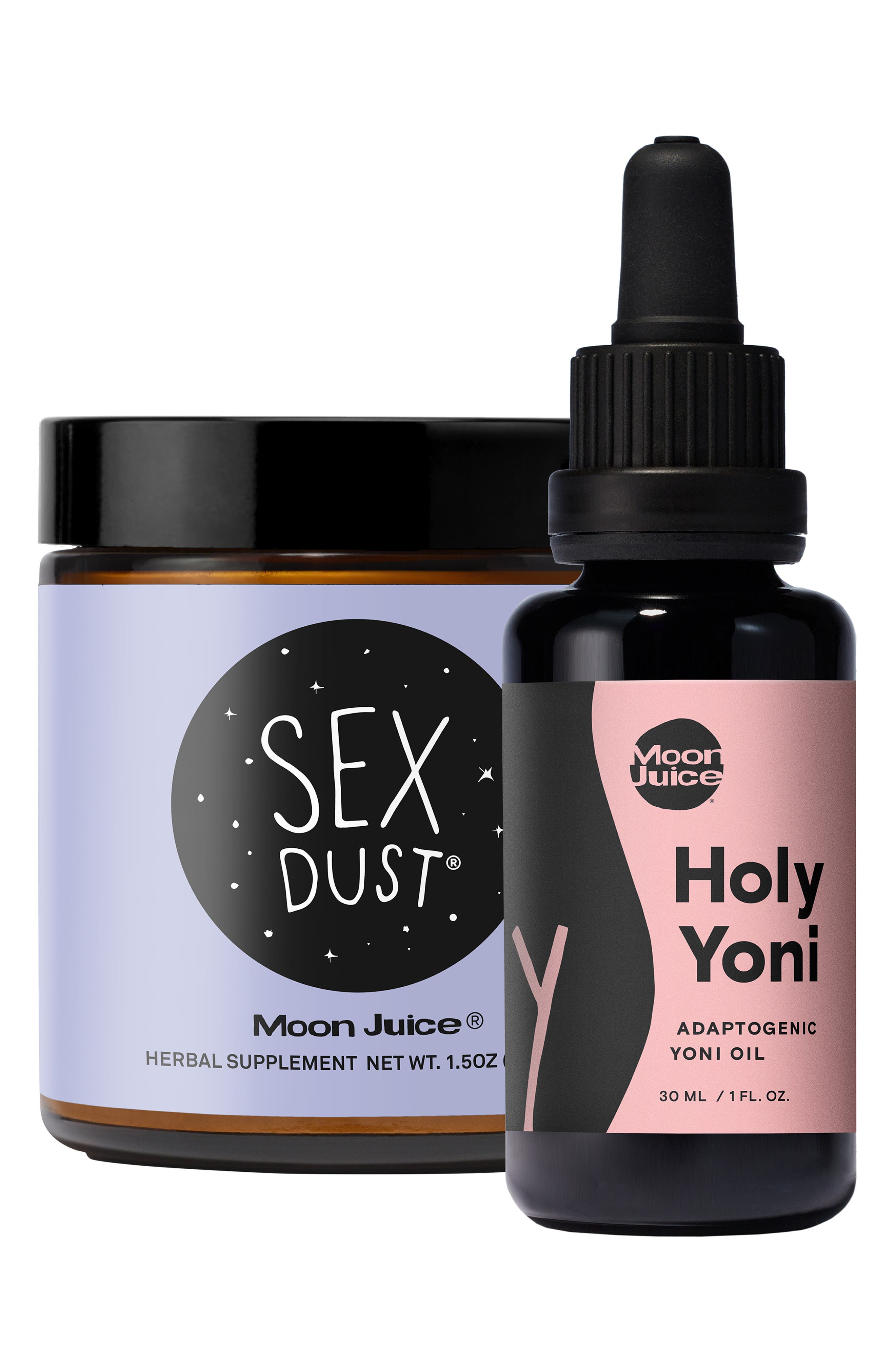 MOON JUICE Sex Dust<sup>™</sup> & Holy Yoni Duo, Main, color, NO COLOR